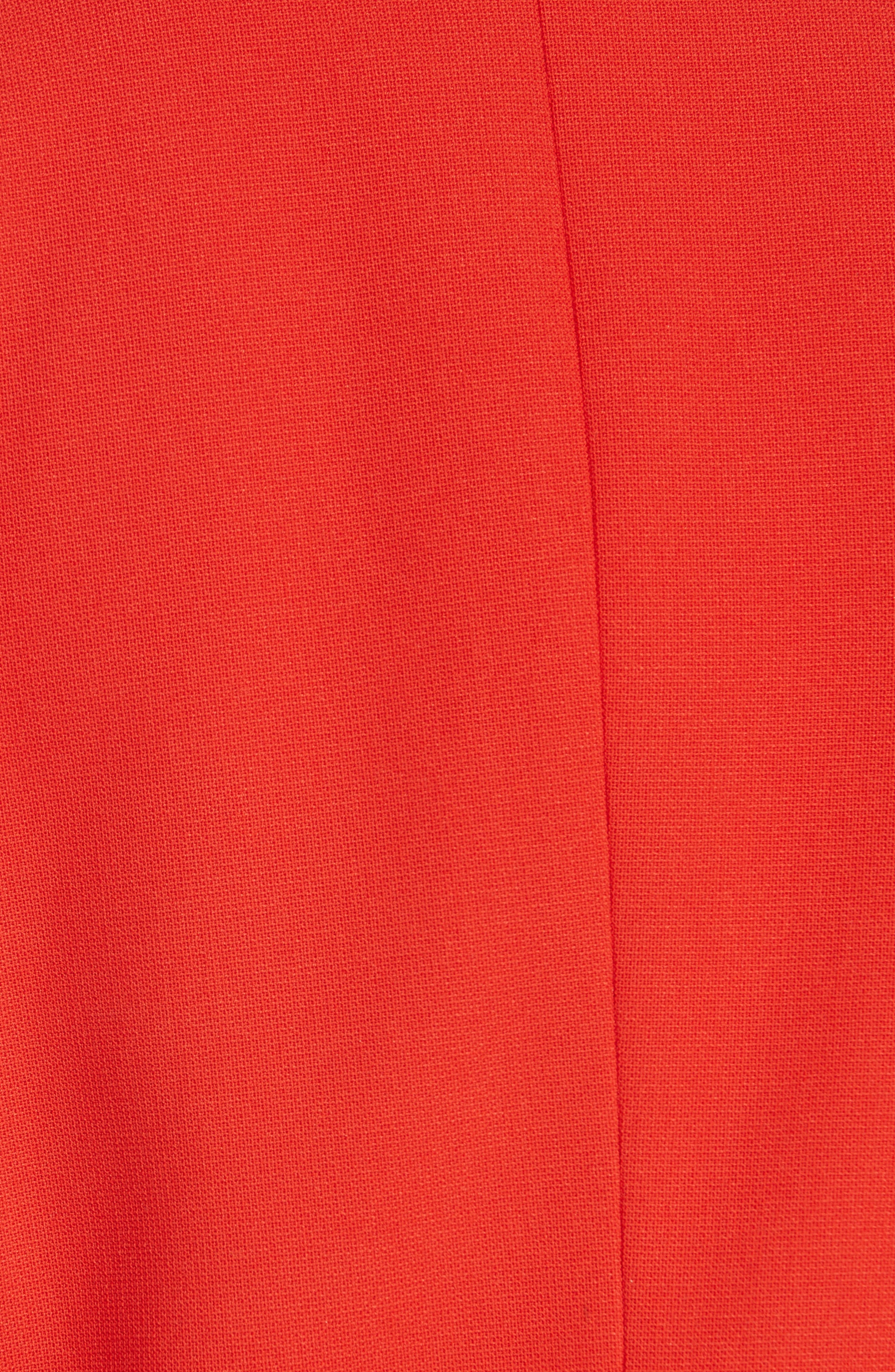 Miller Dickey Jacket,                             Alternate thumbnail 6, color,                             RED