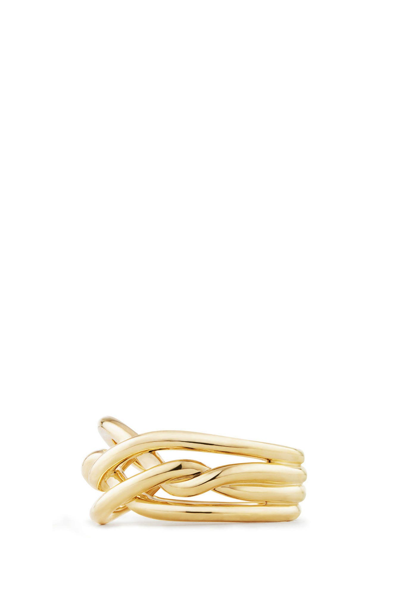Continuance Ring in 18K Gold,                             Alternate thumbnail 2, color,                             YELLOW GOLD