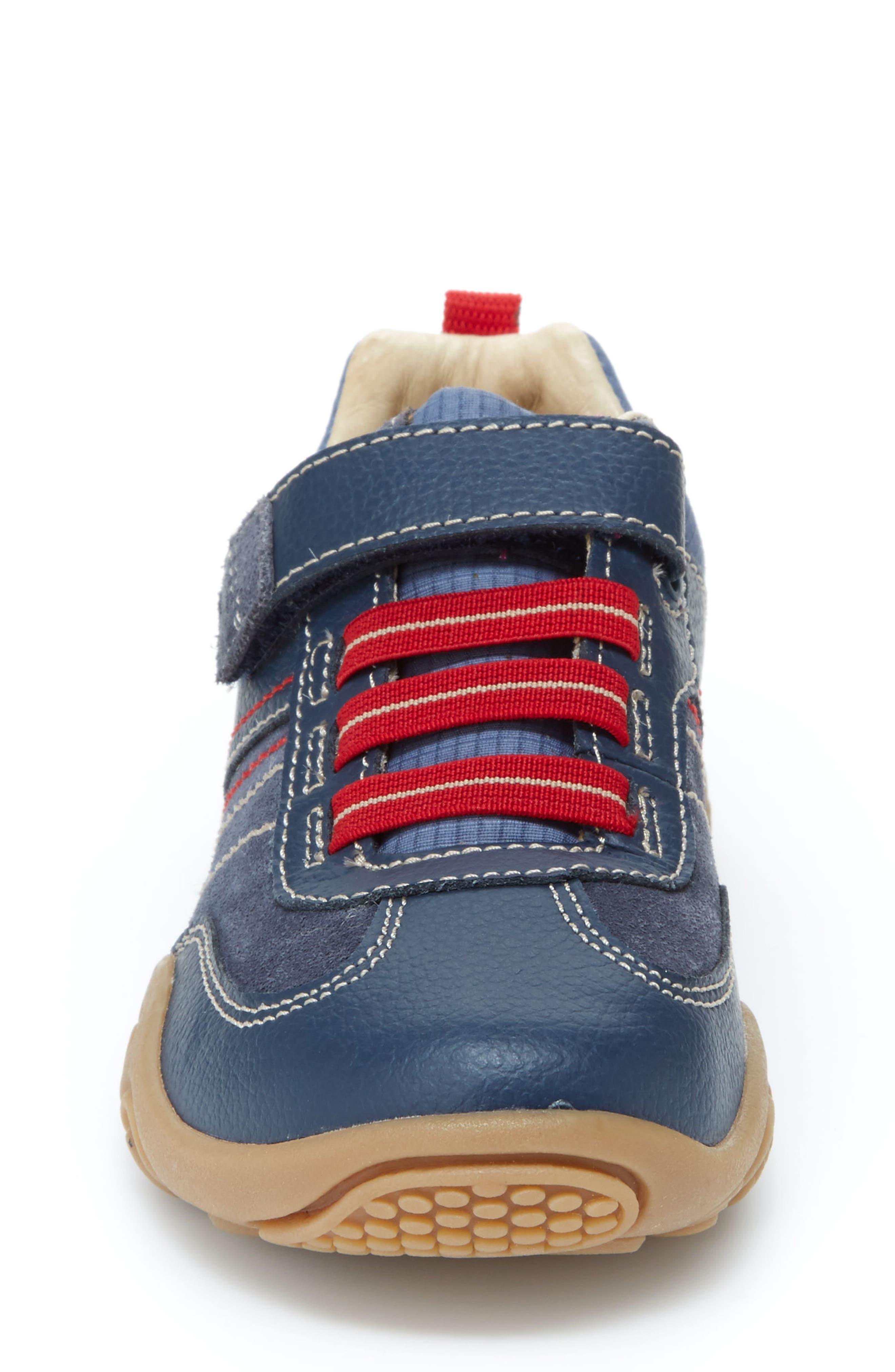 'SRT Prescott' Sneaker,                             Alternate thumbnail 3, color,                             BLUE
