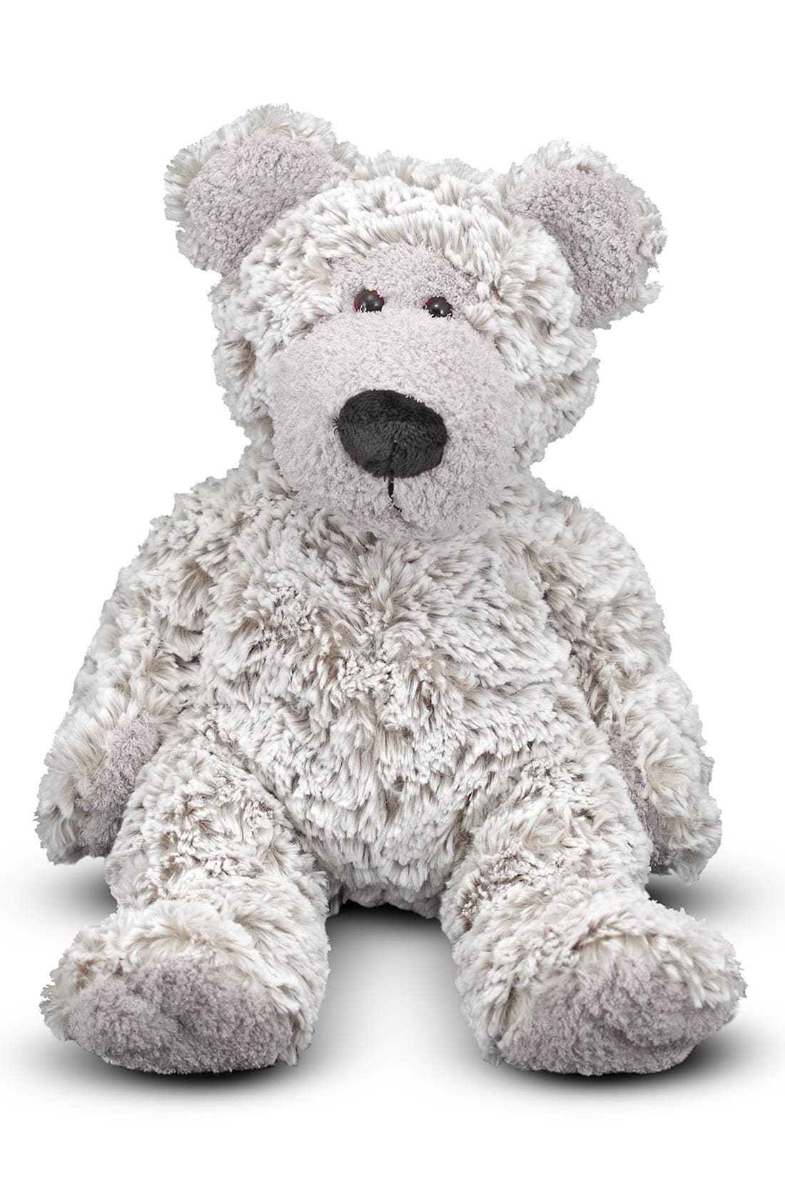 'Greyson' Stuffed Bear,                             Main thumbnail 1, color,                             020