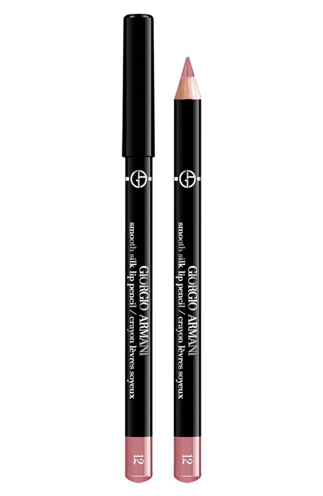 'Smooth Silk' Lip Pencil,                             Main thumbnail 1, color,                             12