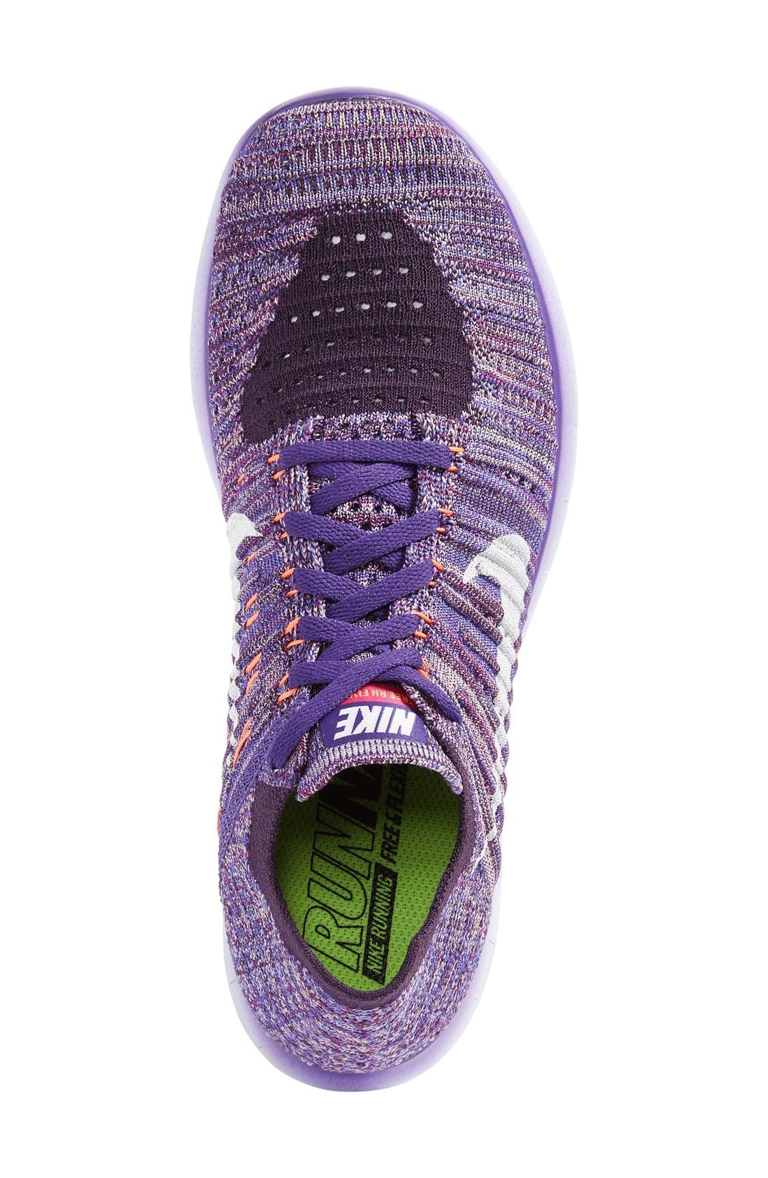 'Free Flyknit' Running Shoe,                             Alternate thumbnail 53, color,