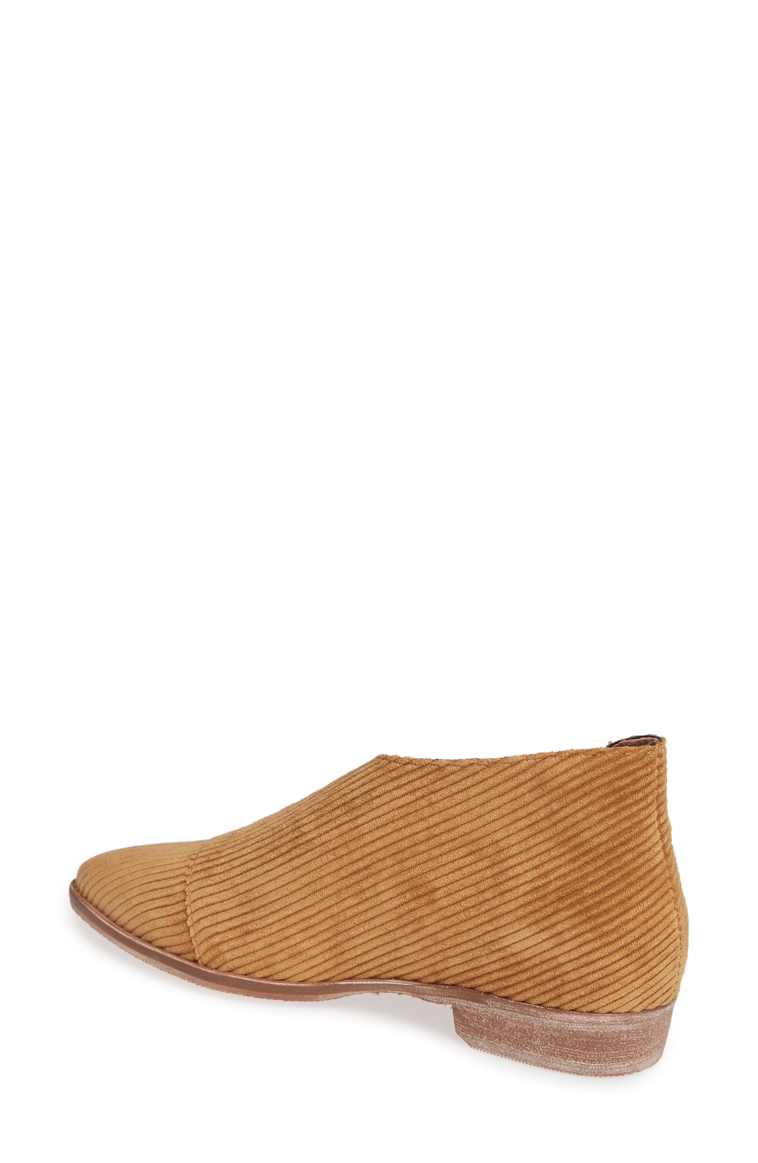 'Royale' Pointy Toe Flat,                             Alternate thumbnail 2, color,                             GOLD