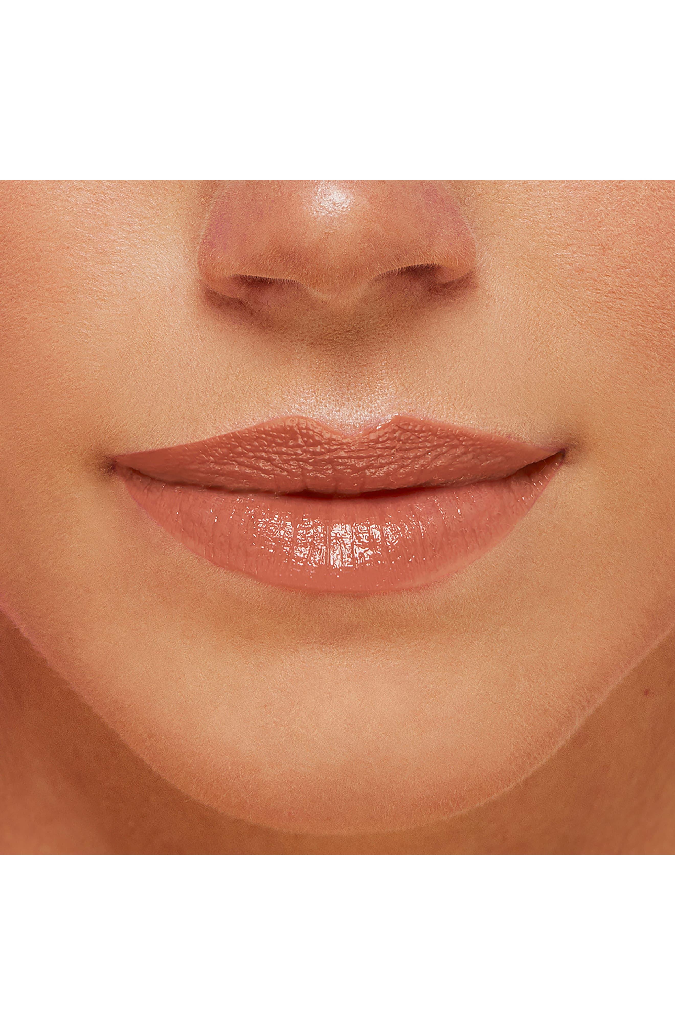 KARL LAGERFELD + MODELCO Kiss Me Karl Lip Lights Lip Gloss,                             Alternate thumbnail 7, color,                             200