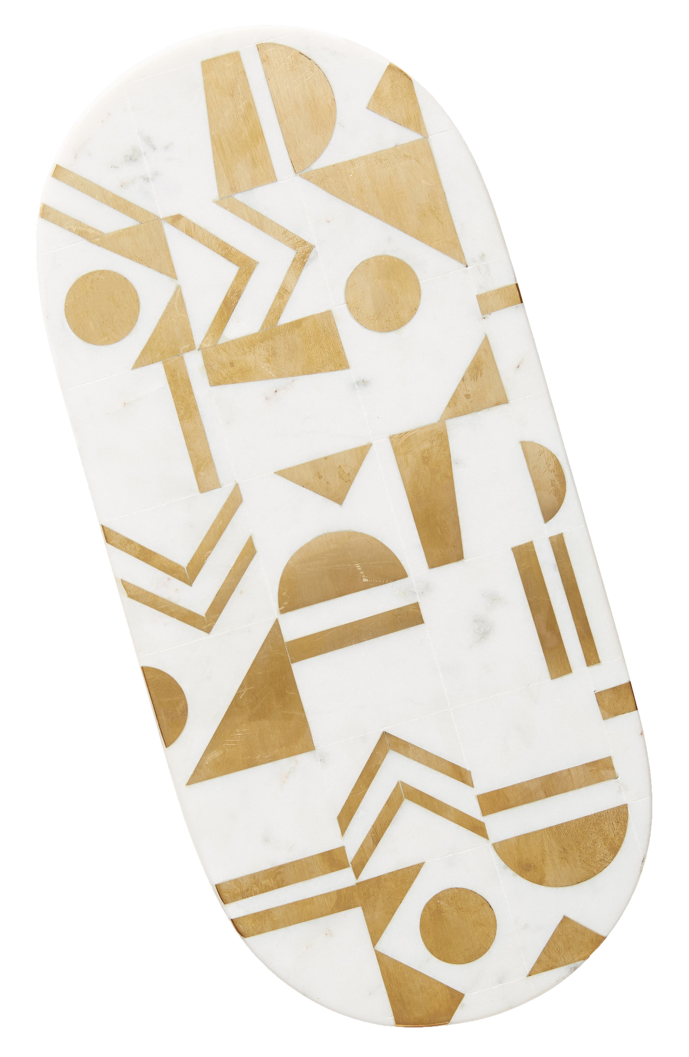Zora Cheese Board,                             Alternate thumbnail 3, color,                             WHITE MARBLE