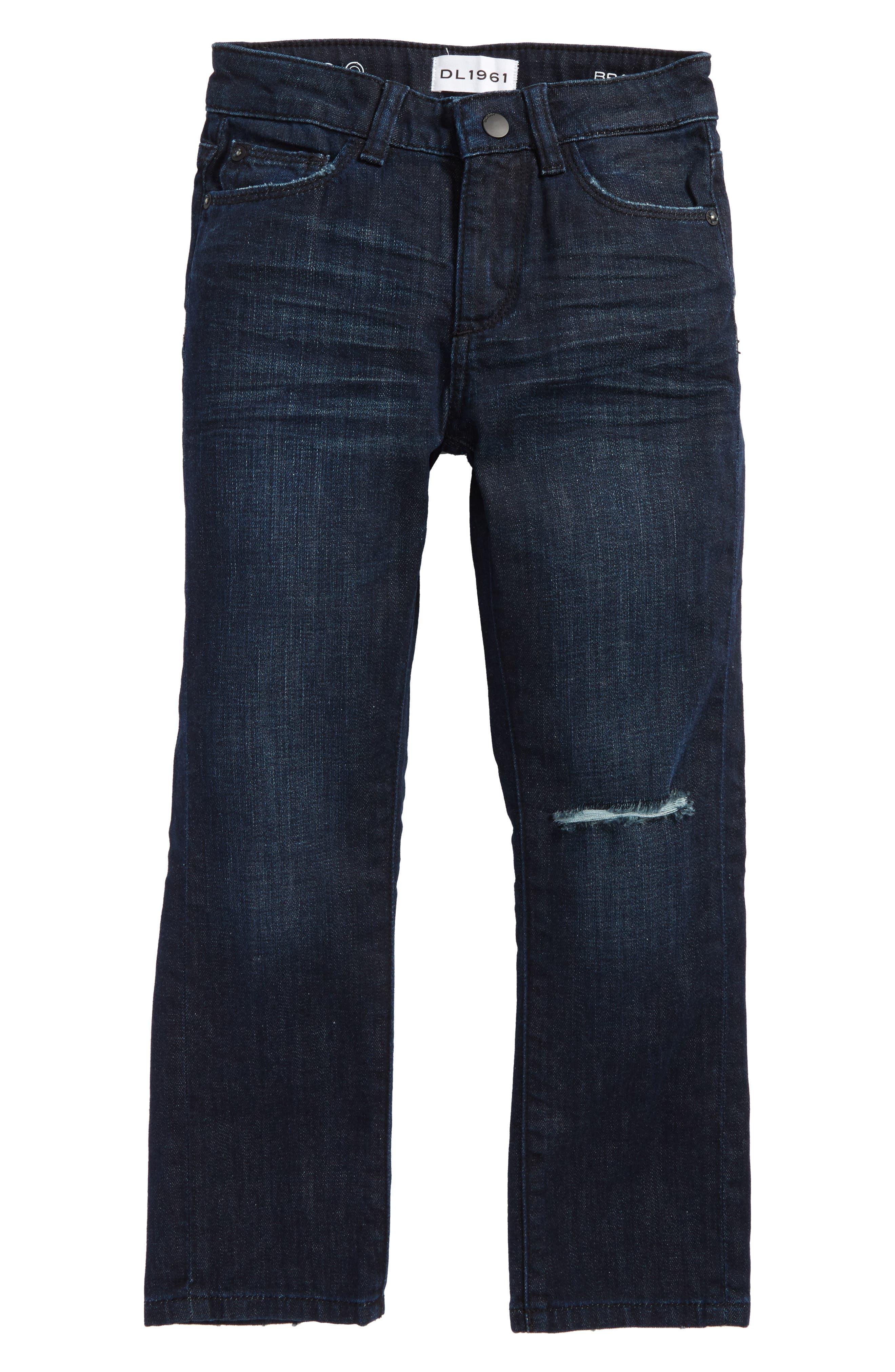 DL 1961 Brady Slim Fit Jeans,                             Main thumbnail 1, color,                             405