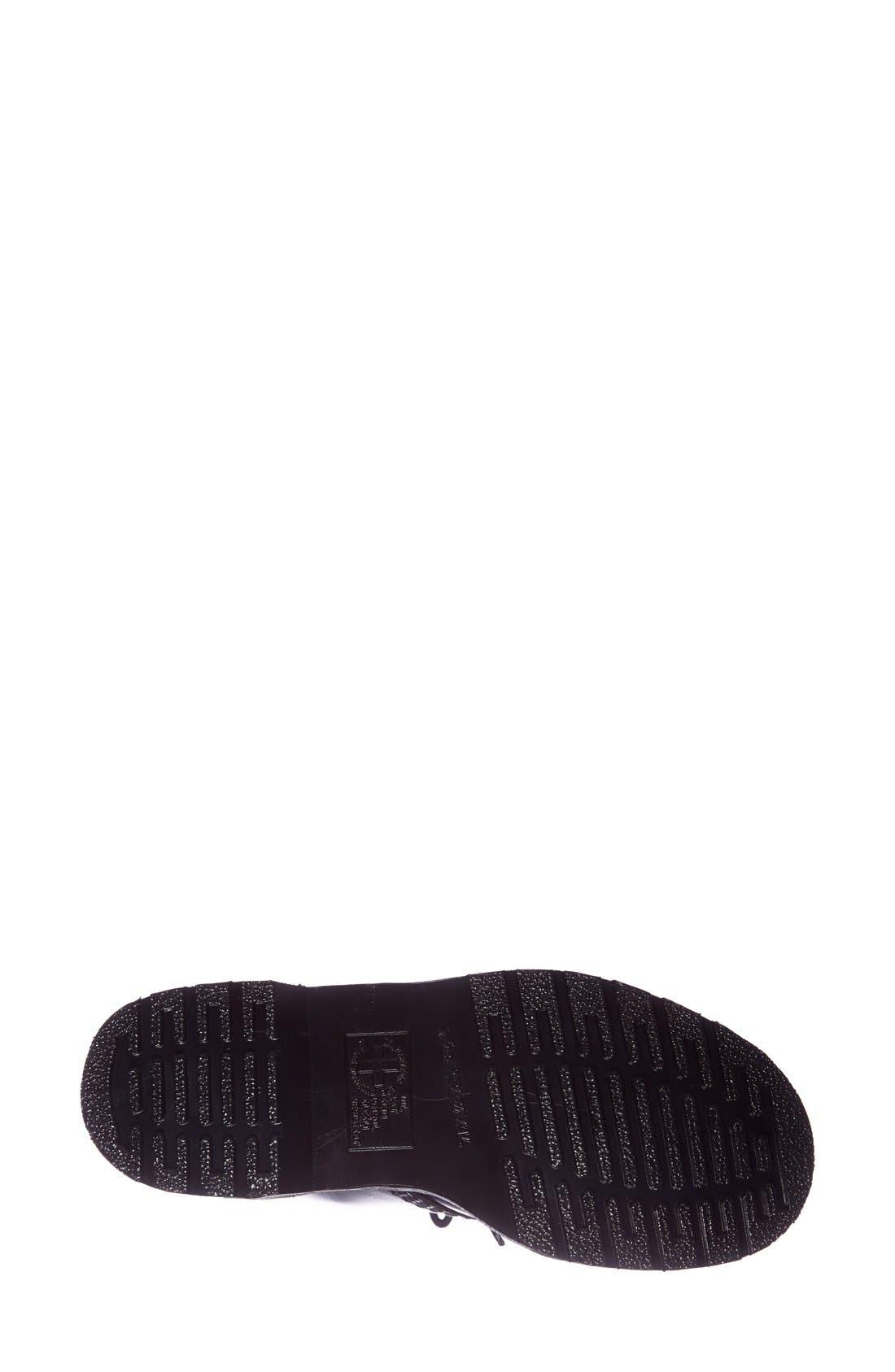'1460 Mono' Boot,                             Alternate thumbnail 2, color,                             001