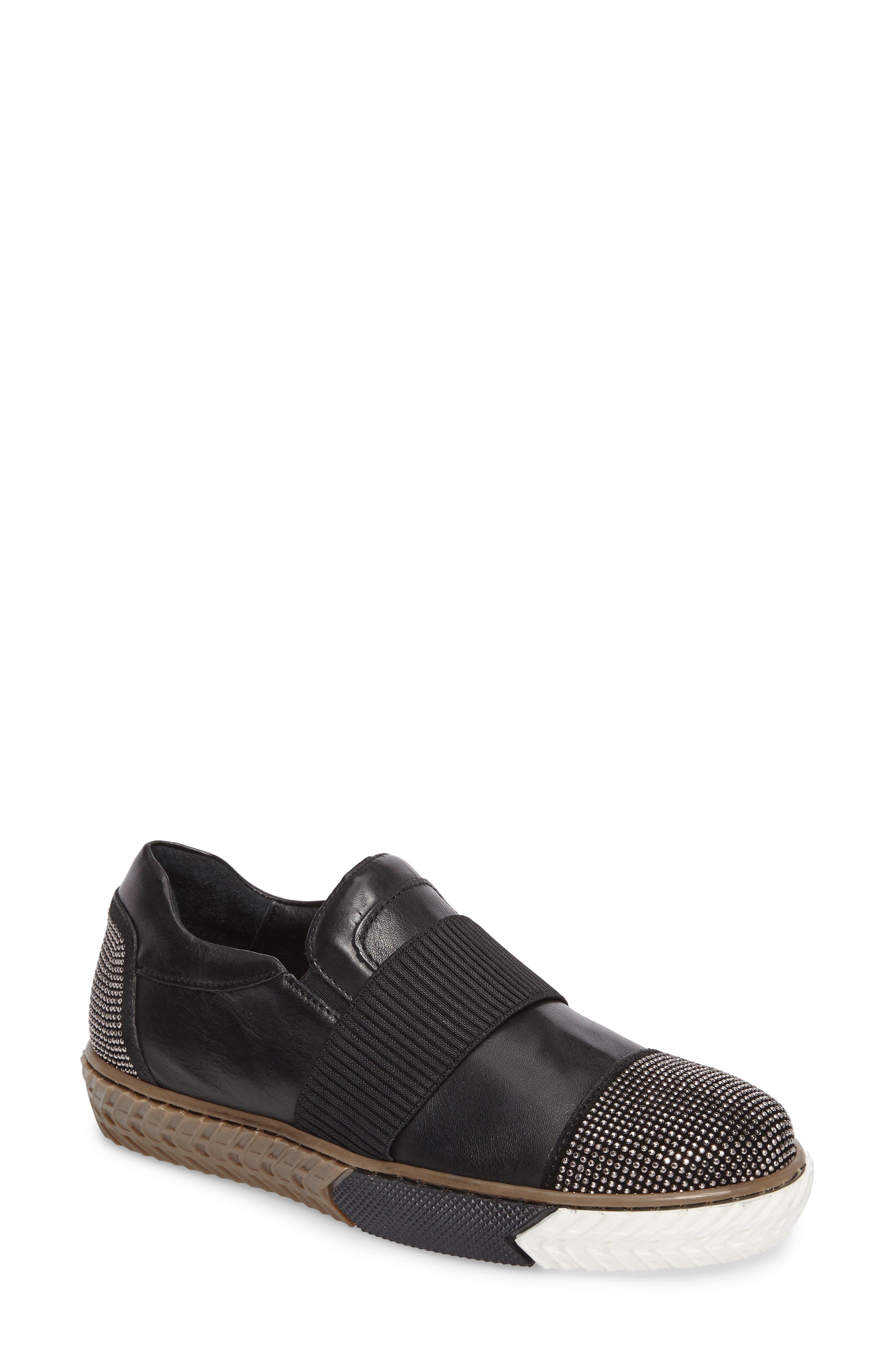 Vibe Slip-On Sneaker,                         Main,                         color, 001