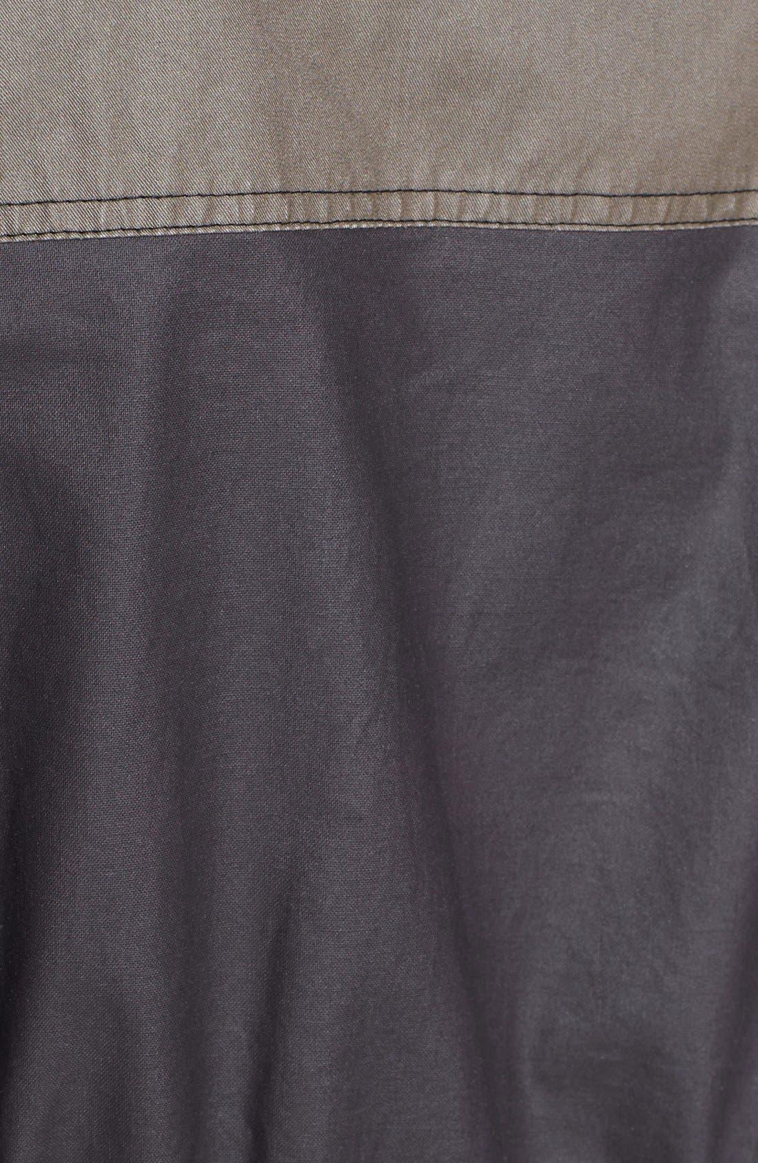Waxed Cotton Field Jacket,                             Alternate thumbnail 3, color,                             310
