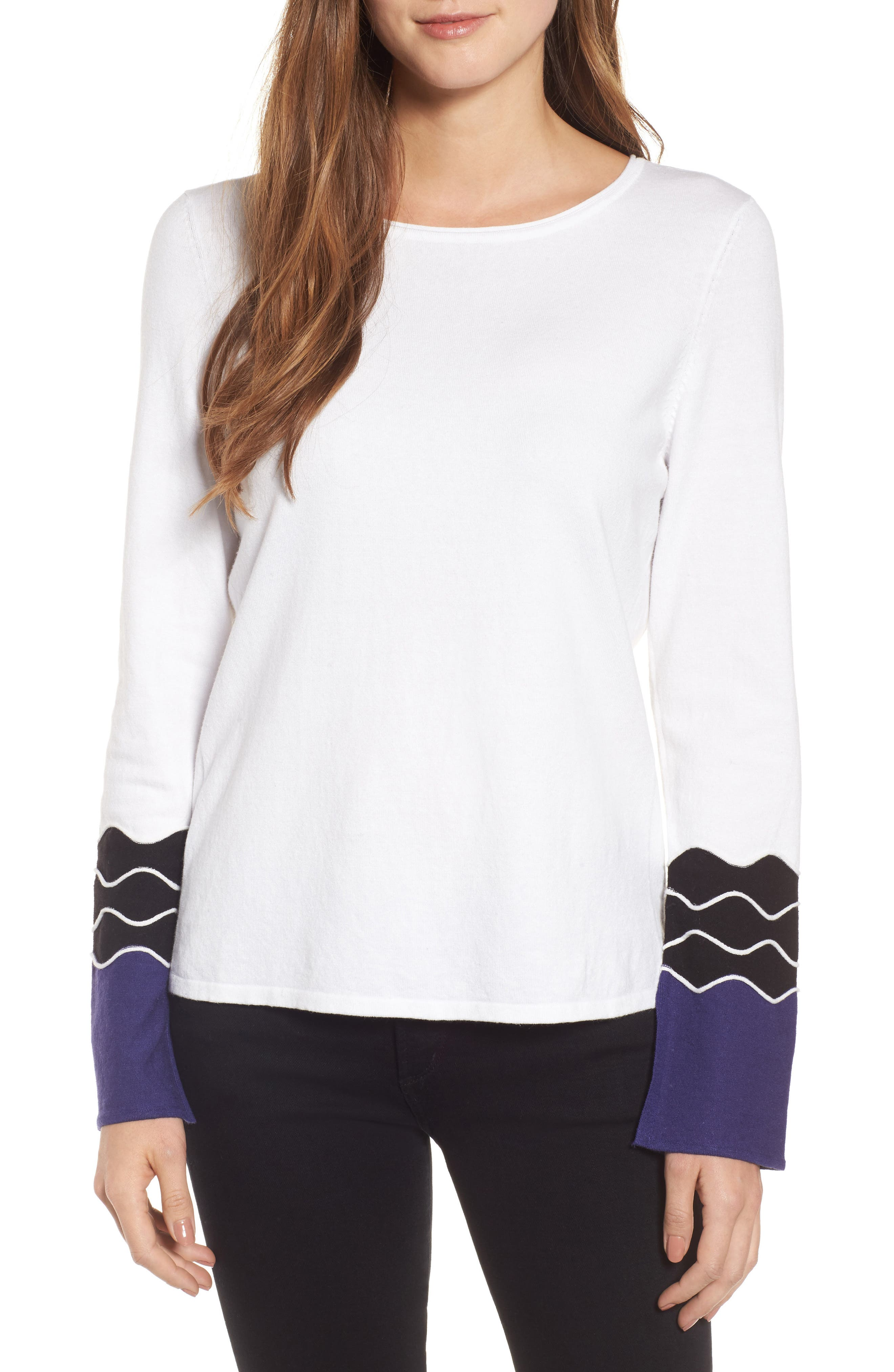 Squiggle Top,                         Main,                         color, 123