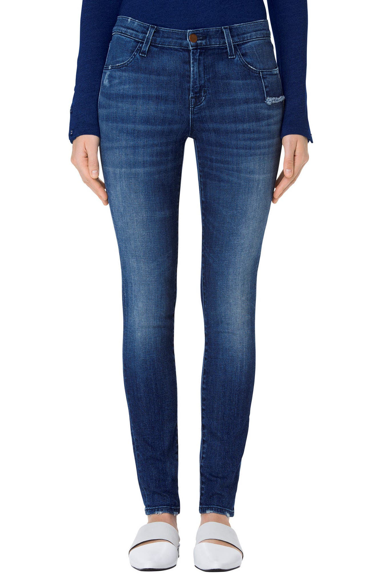 620 Skinny Jeans,                         Main,                         color, 470