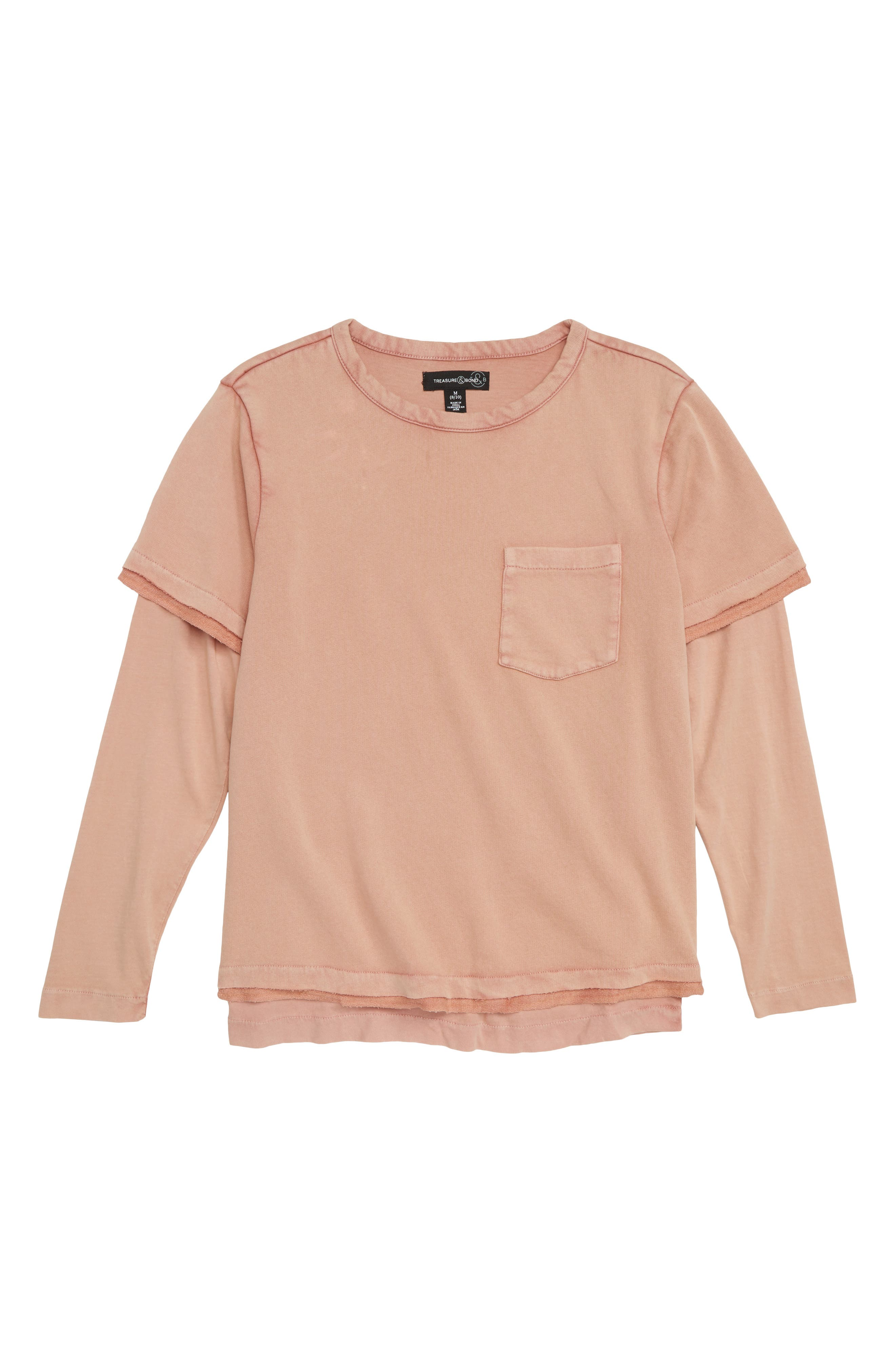Pocket Top,                         Main,                         color, 680