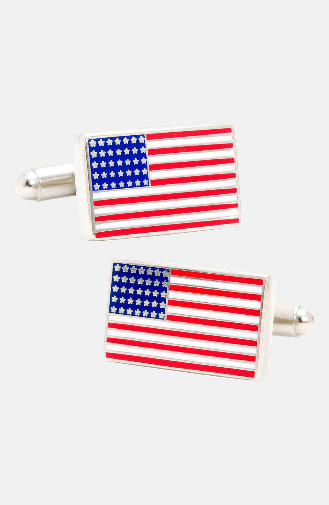 'American Flag' Cuff Links, Main, color, 040