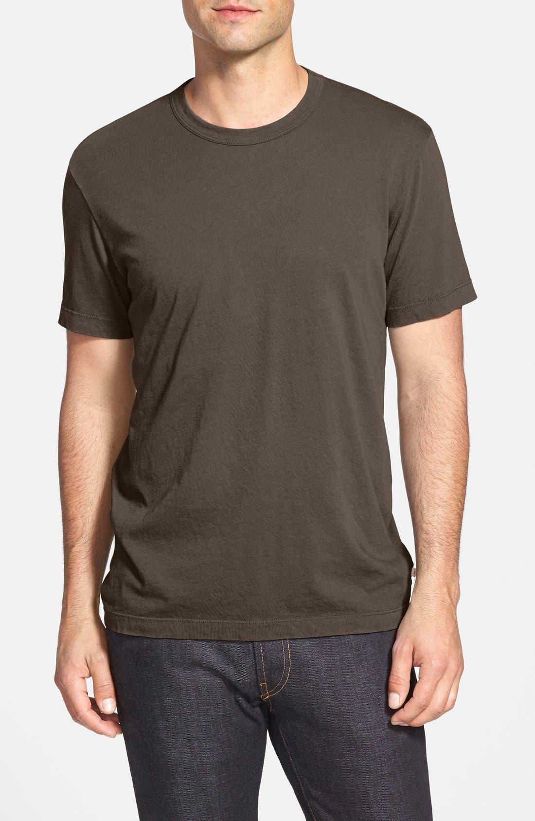 Crewneck Jersey T-Shirt,                             Main thumbnail 43, color,