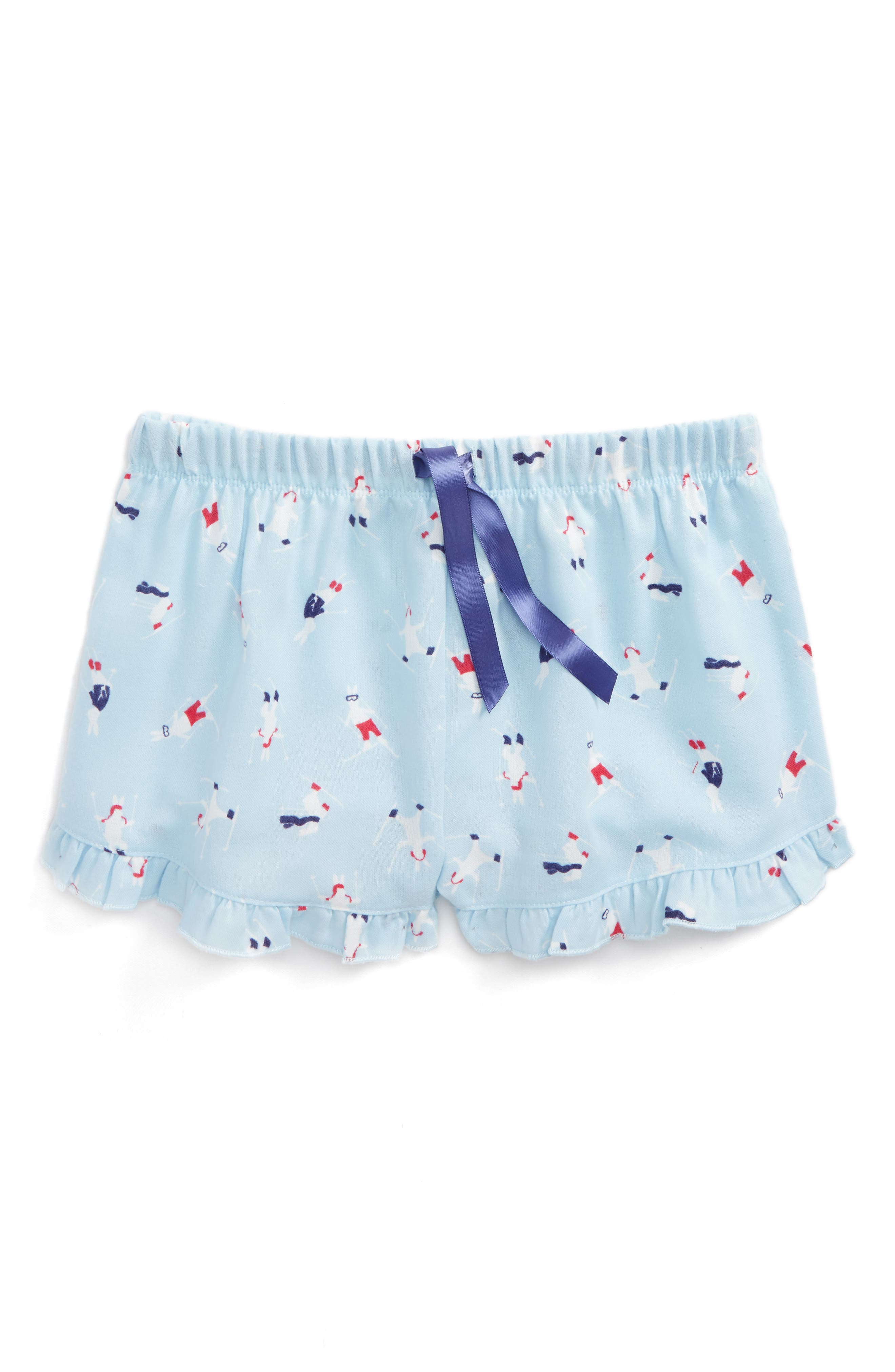 Flannel Shorts,                             Main thumbnail 7, color,