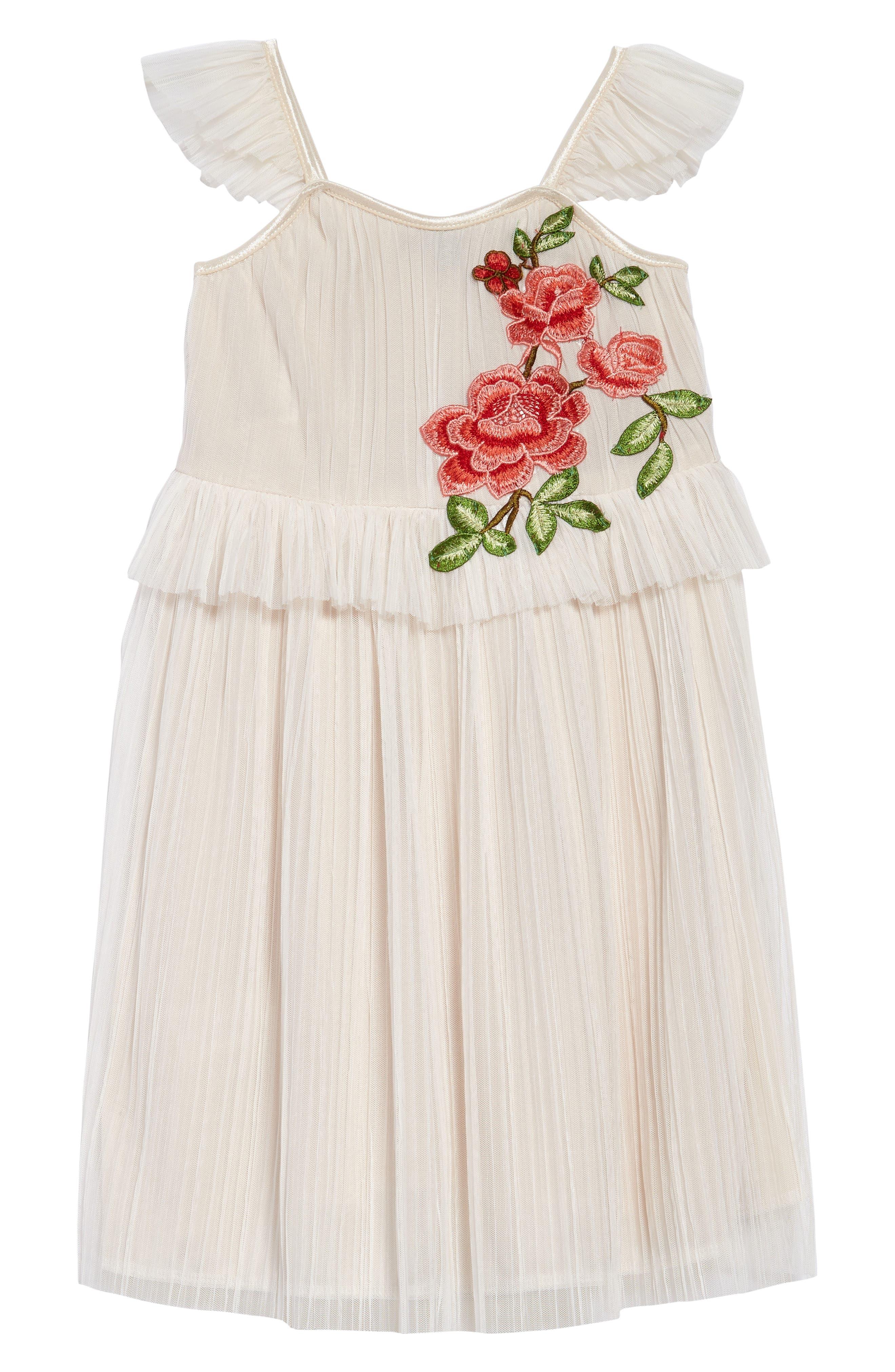 AVA & YELLY,                             Accordion Pleated Dress,                             Main thumbnail 1, color,                             250