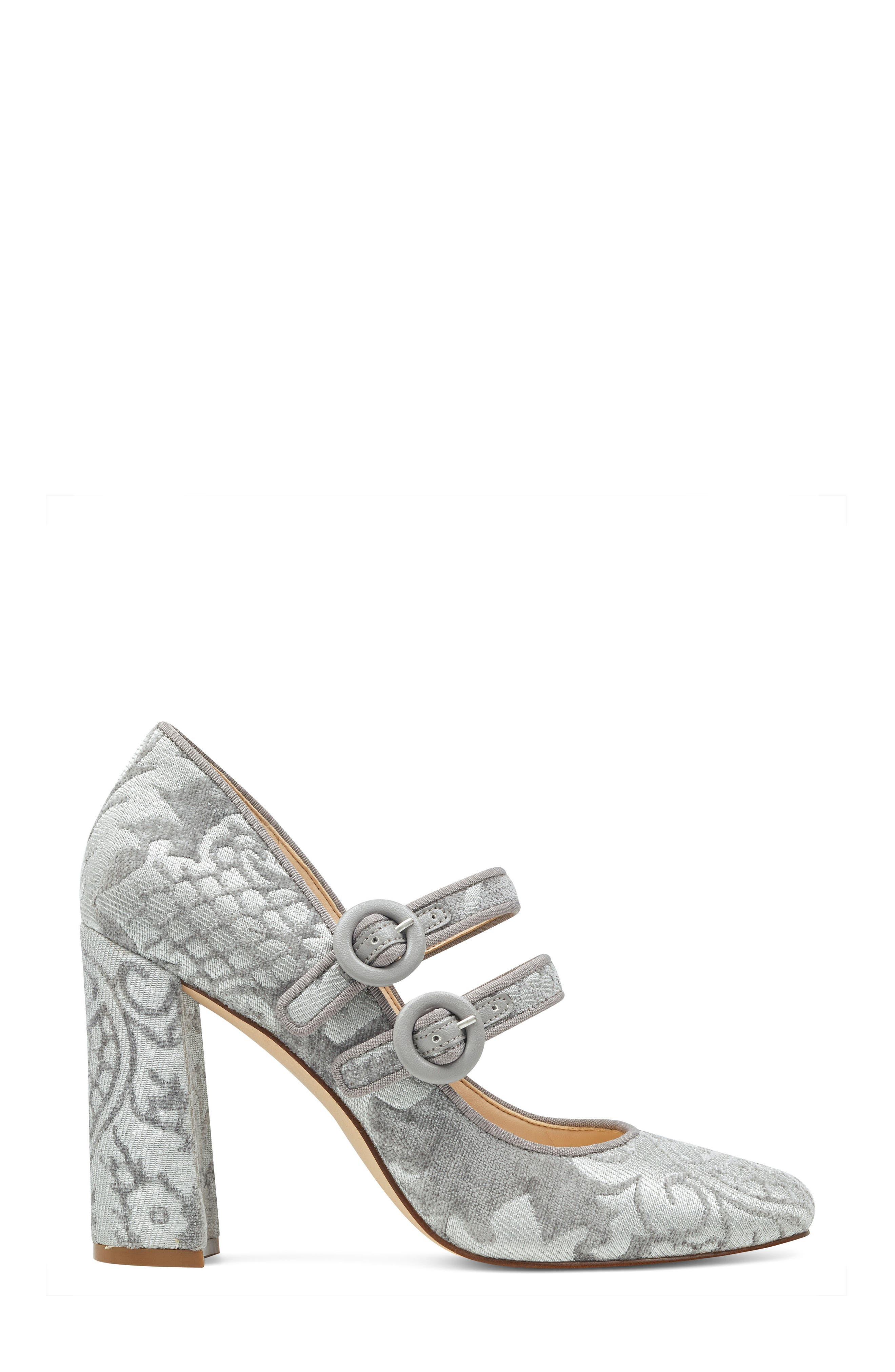 Dabney Double Strap Mary Jane Pump,                             Alternate thumbnail 10, color,