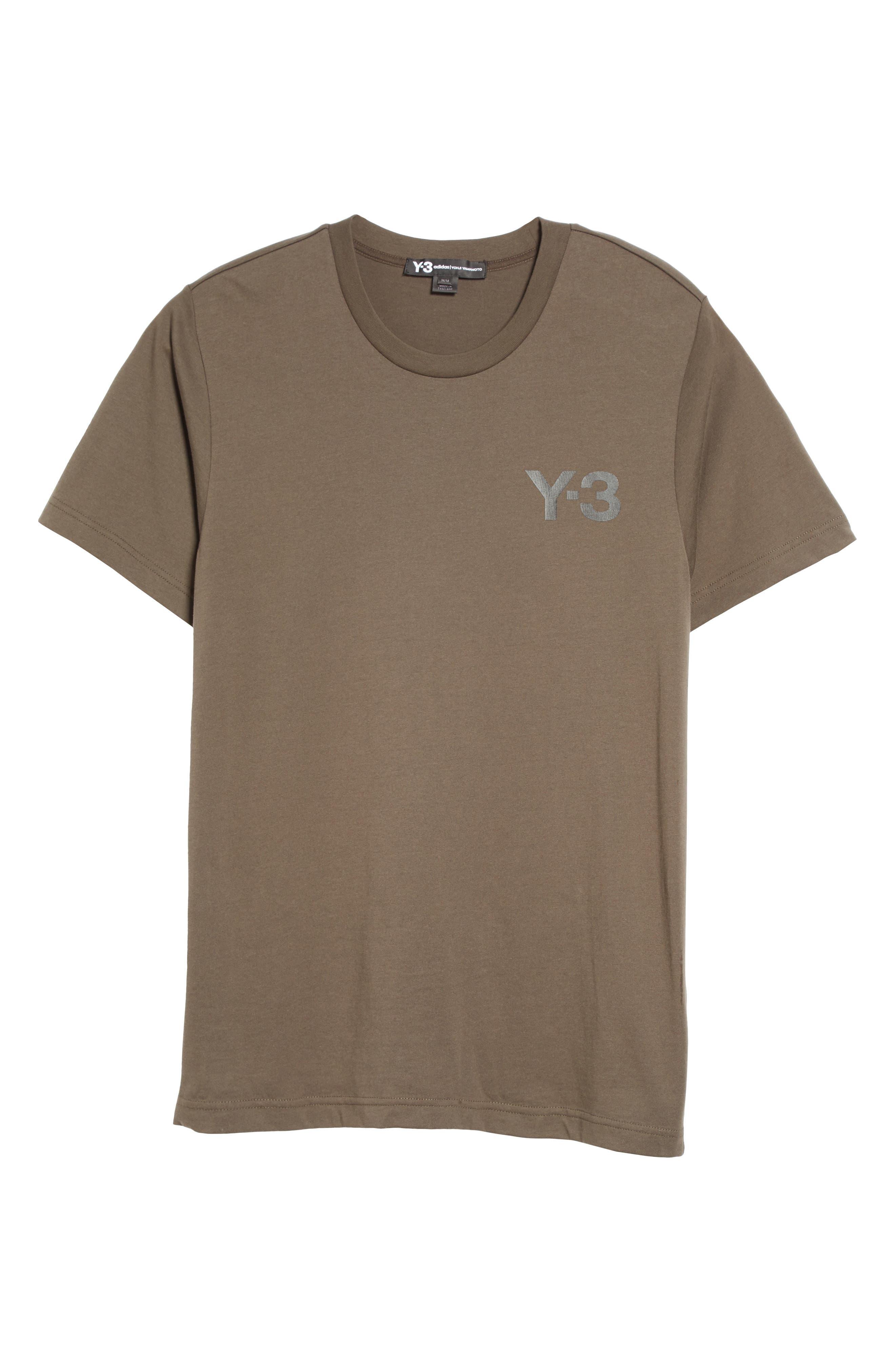Classic Logo T-Shirt,                             Alternate thumbnail 6, color,                             001
