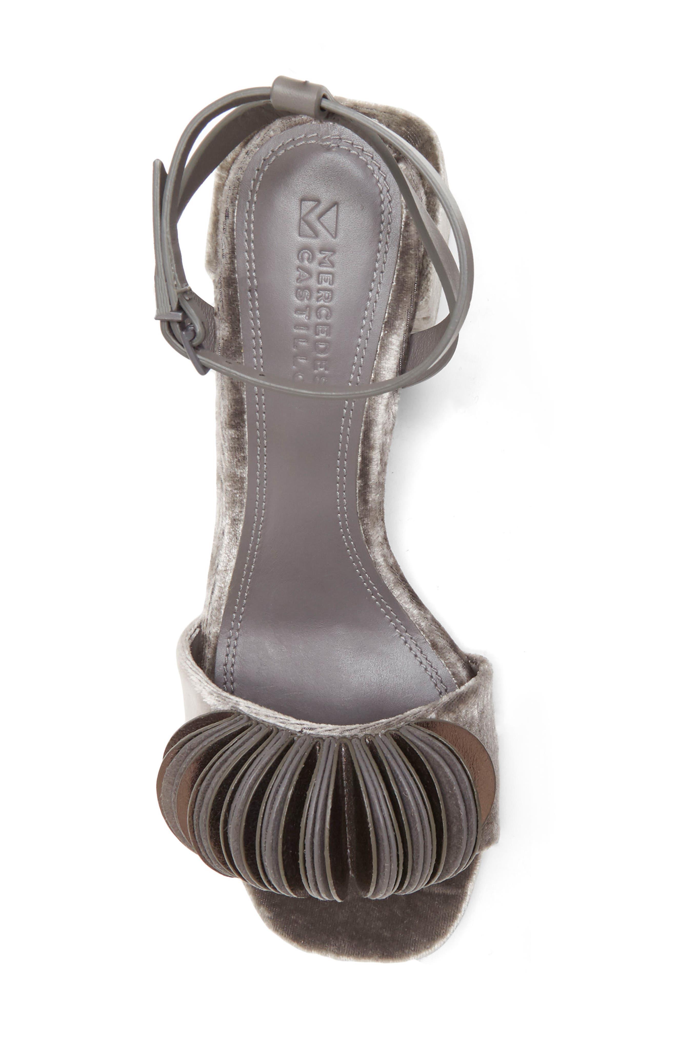 Riza Block Heel Sandal,                             Alternate thumbnail 17, color,