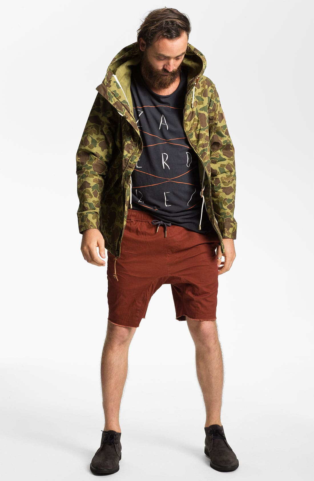 'Sureshot' Chino Shorts,                             Alternate thumbnail 5, color,                             640