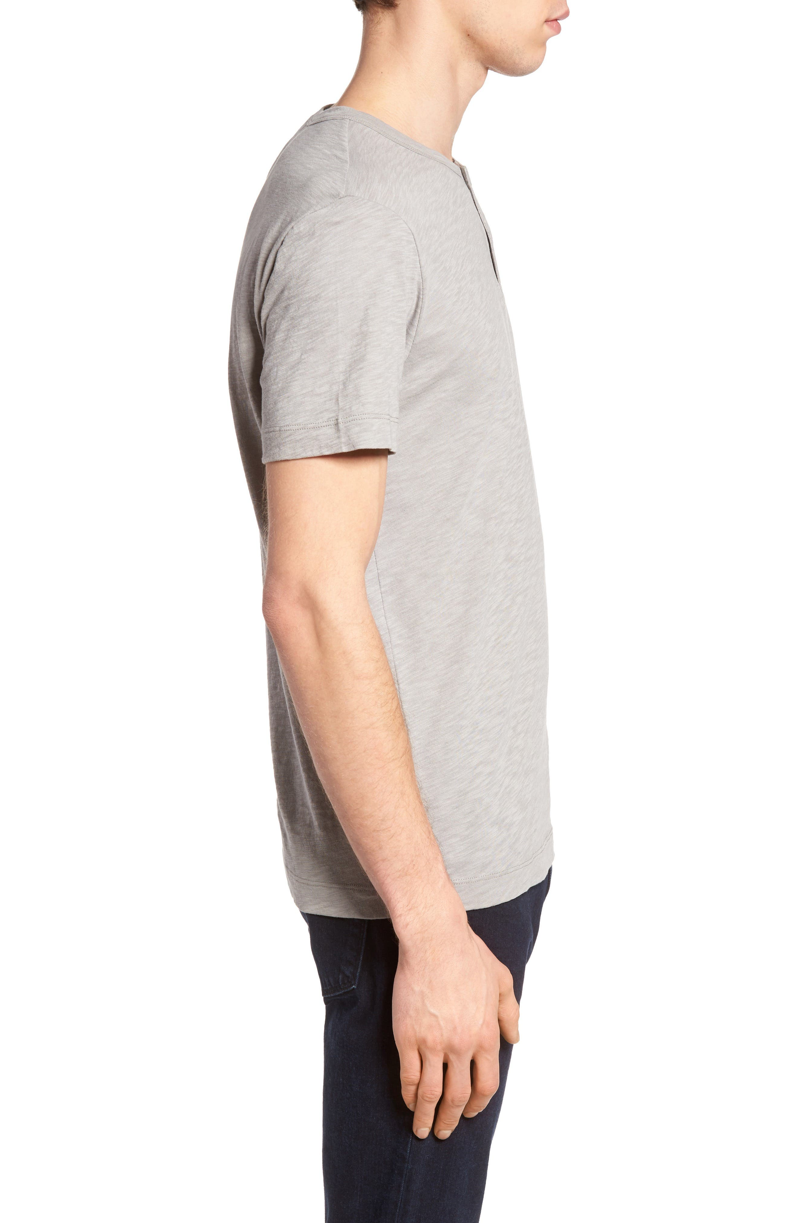 Gaskell Henley T-Shirt,                             Alternate thumbnail 18, color,