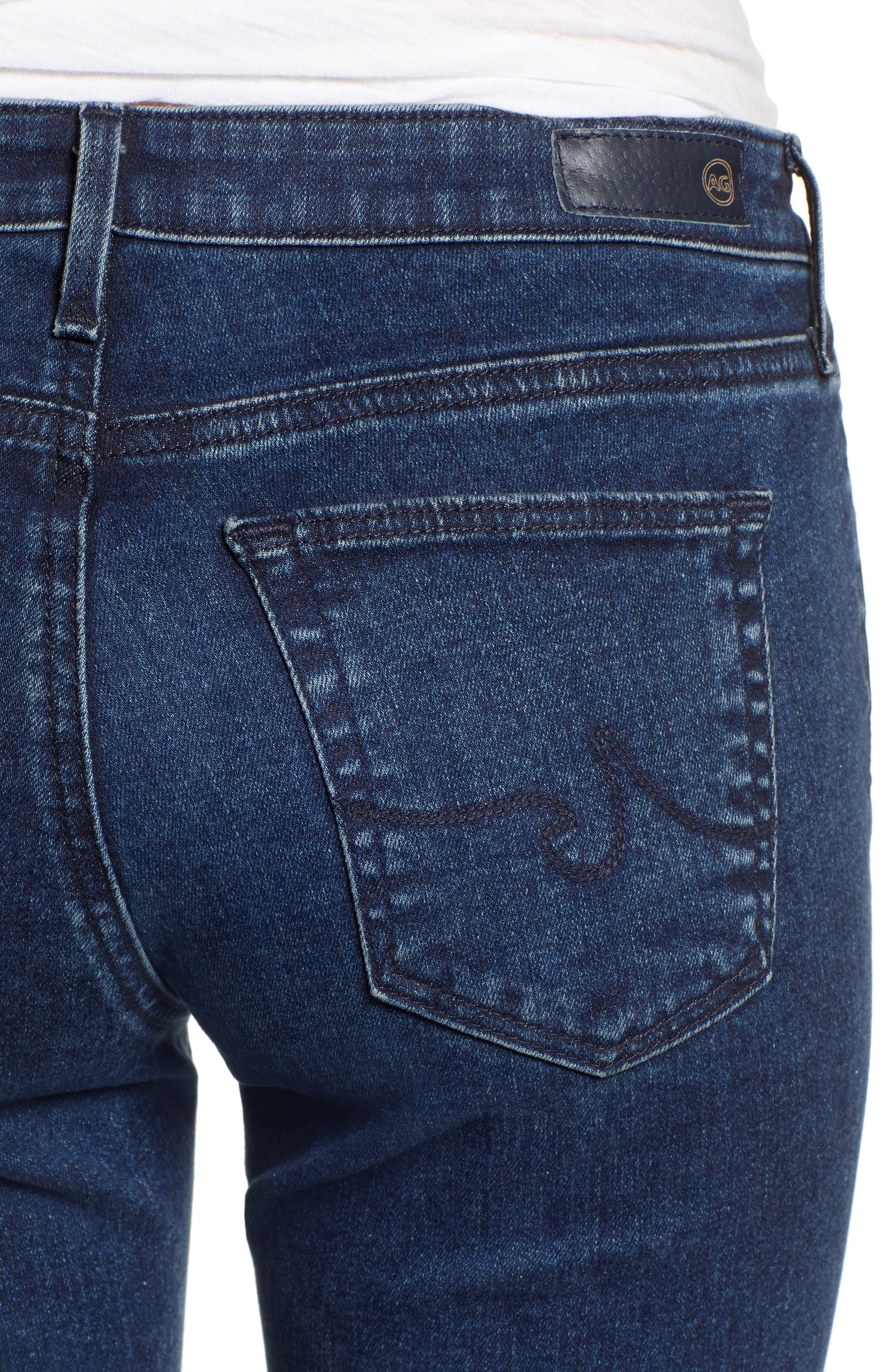 The Legging Ankle Super Skinny Jeans,                             Alternate thumbnail 54, color,