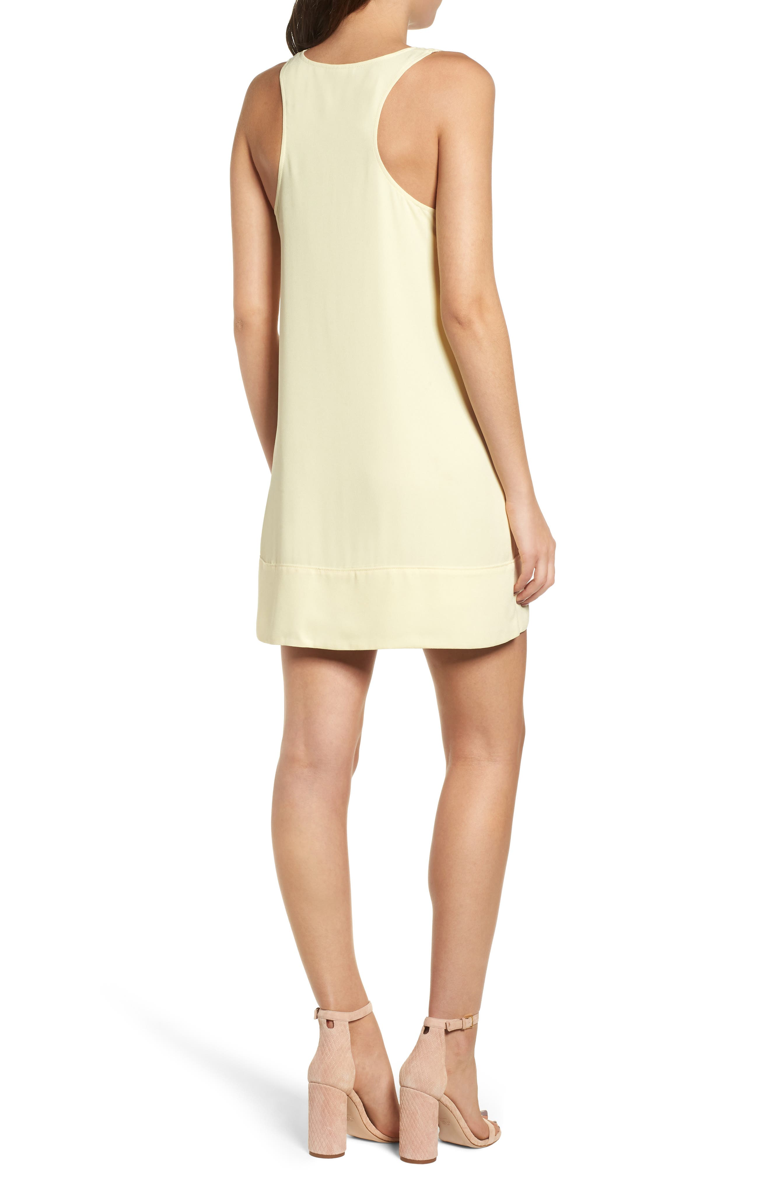 Racerback Shift Dress,                             Alternate thumbnail 64, color,