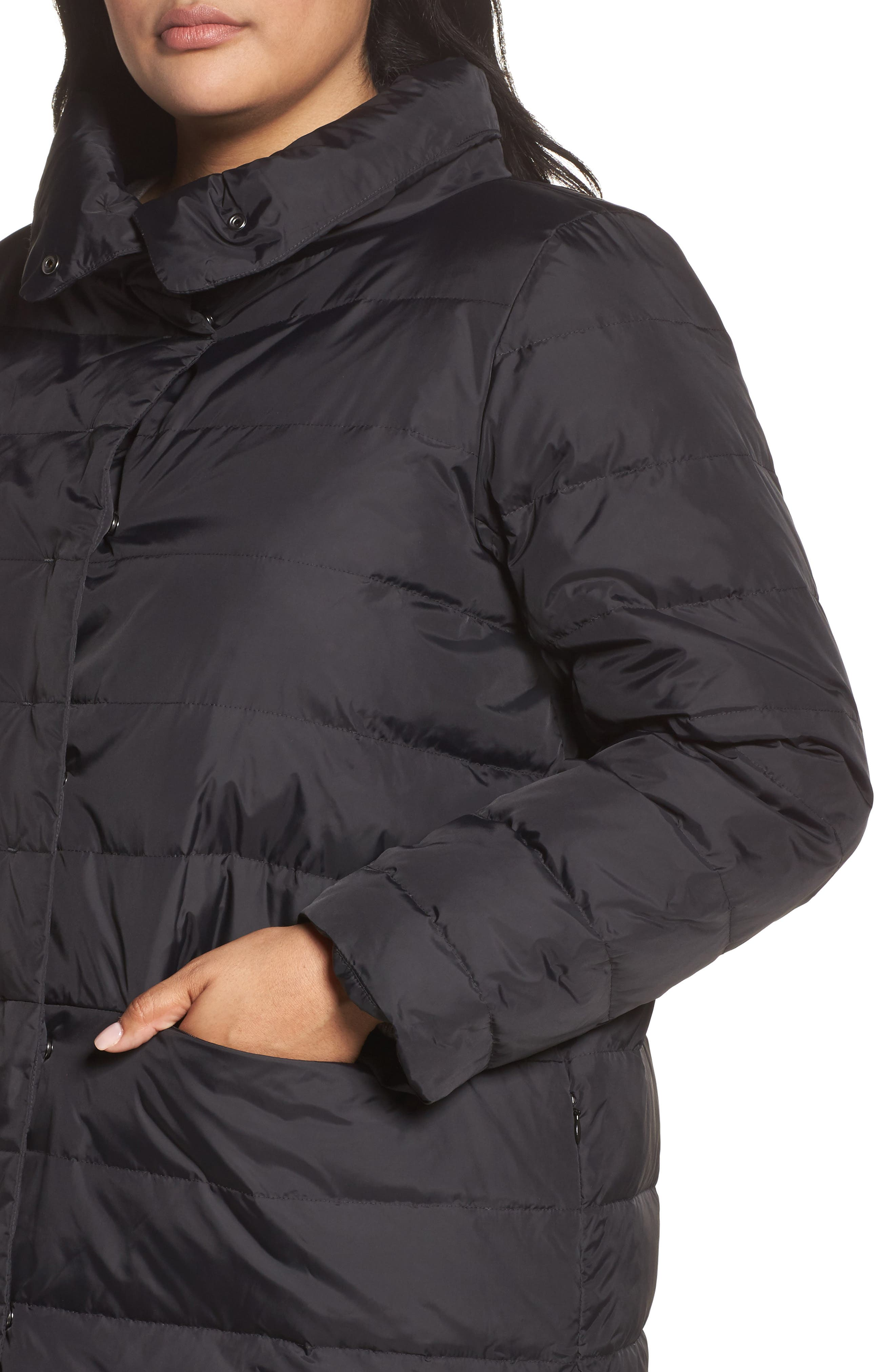 Down Puffer Coat,                             Alternate thumbnail 7, color,