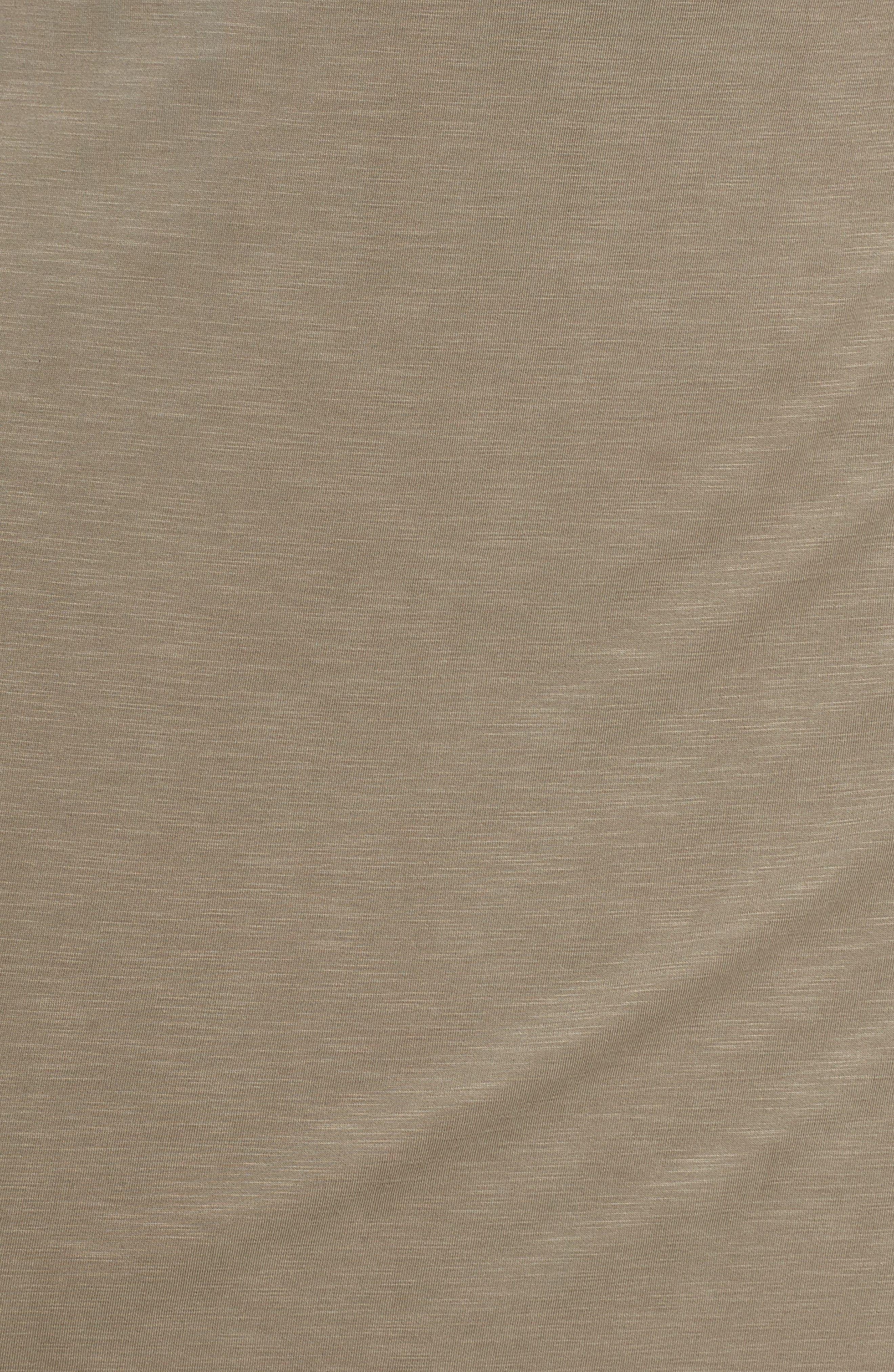 Boardwalk Knit Wrap Maxi Skirt,                             Alternate thumbnail 5, color,                             250