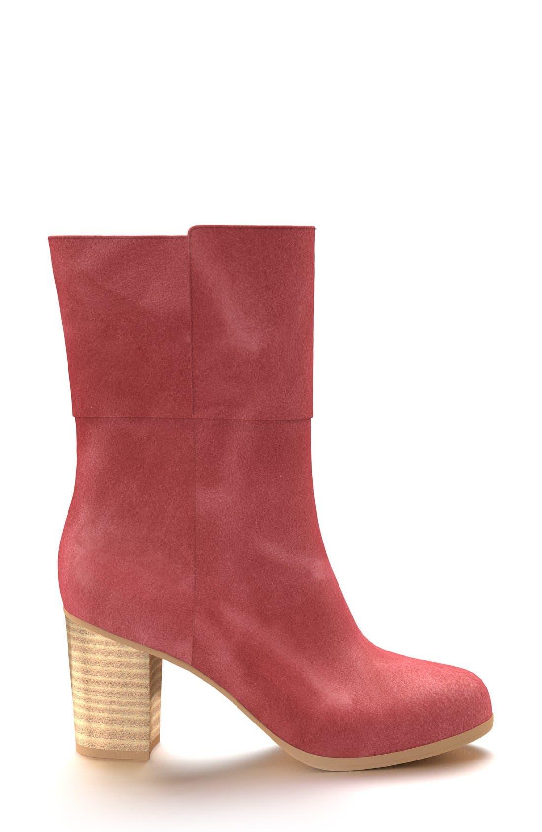 Block Heel Boot,                             Alternate thumbnail 23, color,