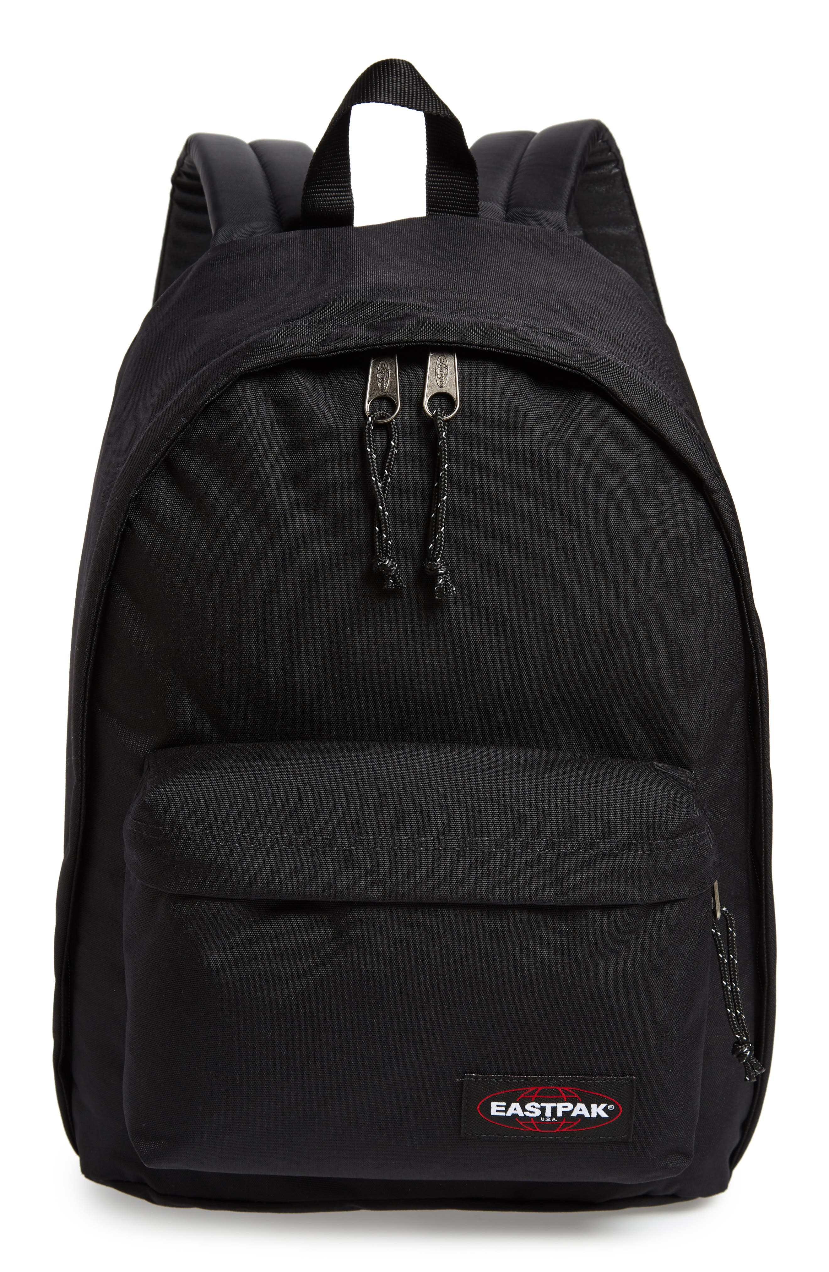 Out Of Office Backpack,                             Main thumbnail 1, color,                             BLACK