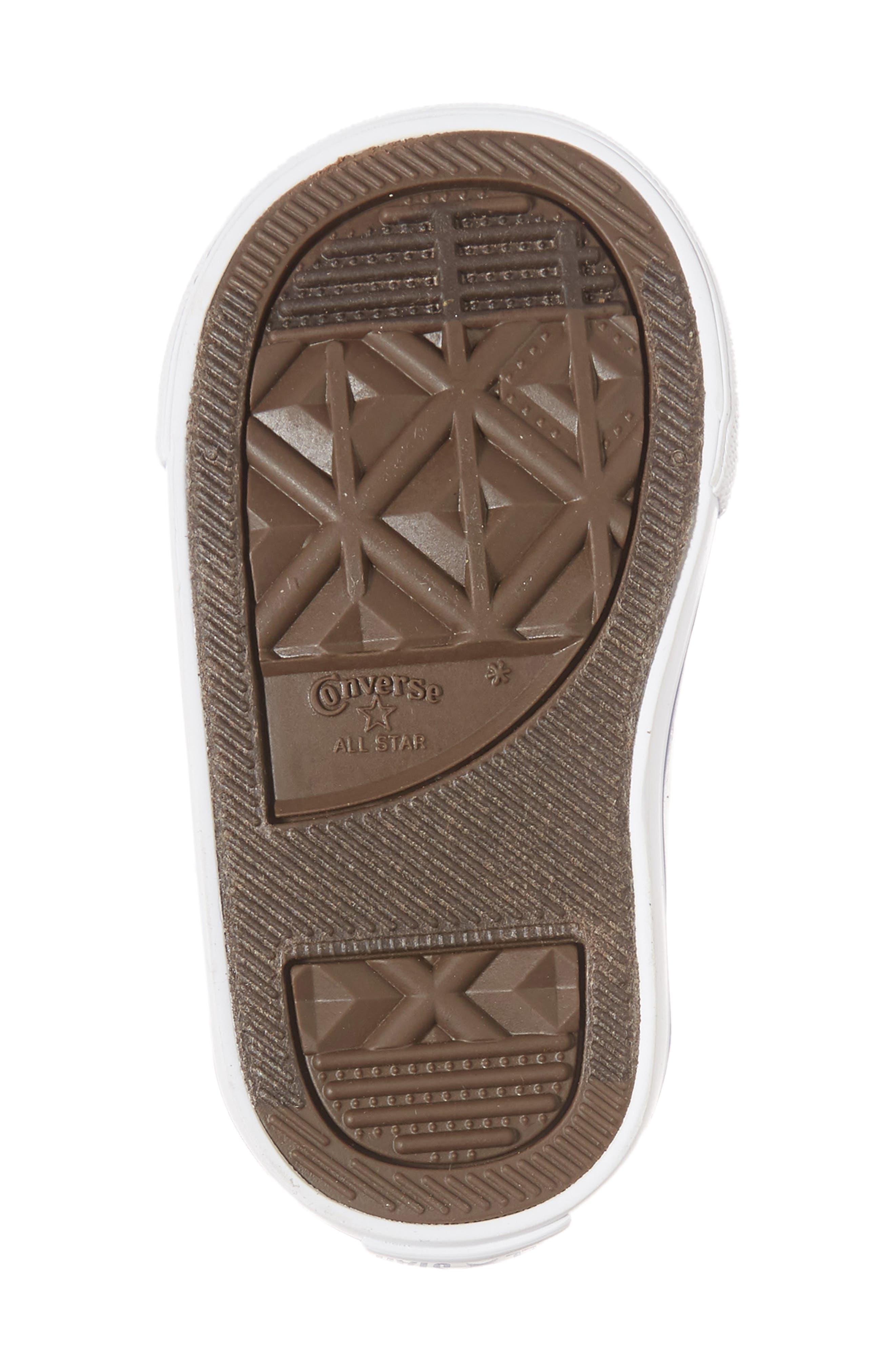 Chuck Taylor<sup>®</sup> All Star<sup>®</sup> Seasonal High Top Sneaker,                             Alternate thumbnail 6, color,                             336