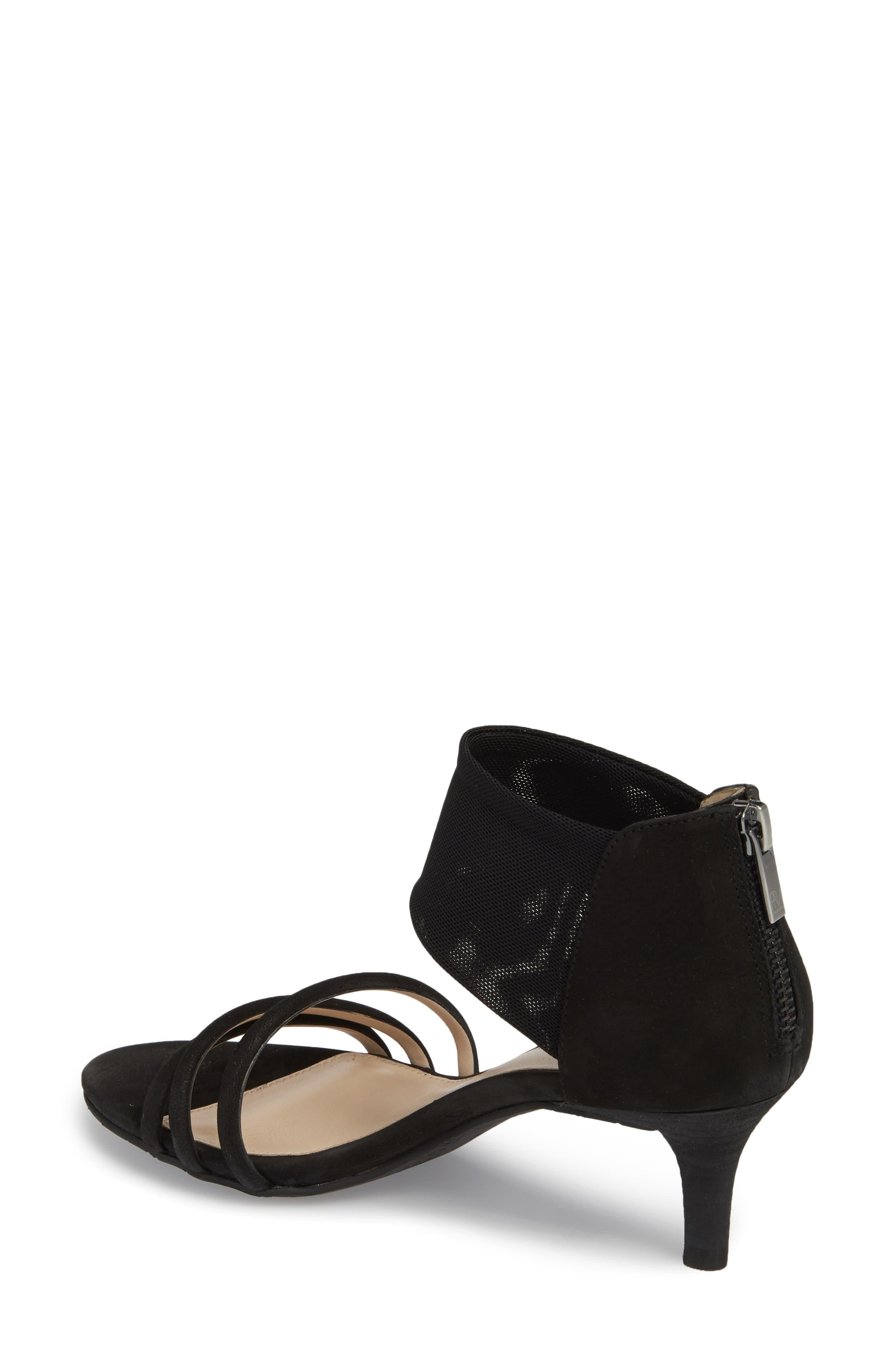 Berri Ankle Cuff Sandal,                             Alternate thumbnail 4, color,