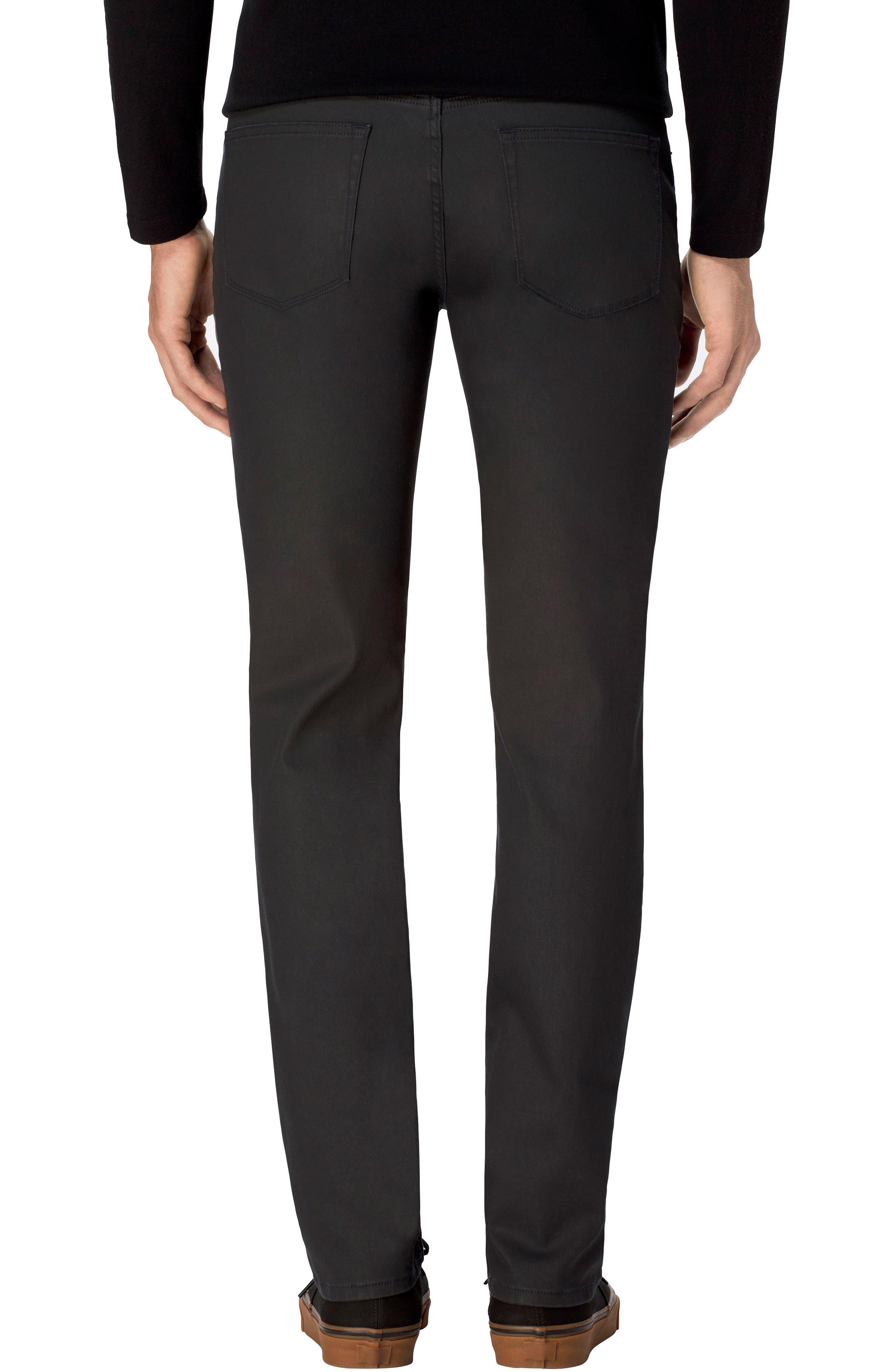 Kane Slim Straight Fit Jeans,                             Alternate thumbnail 2, color,                             022