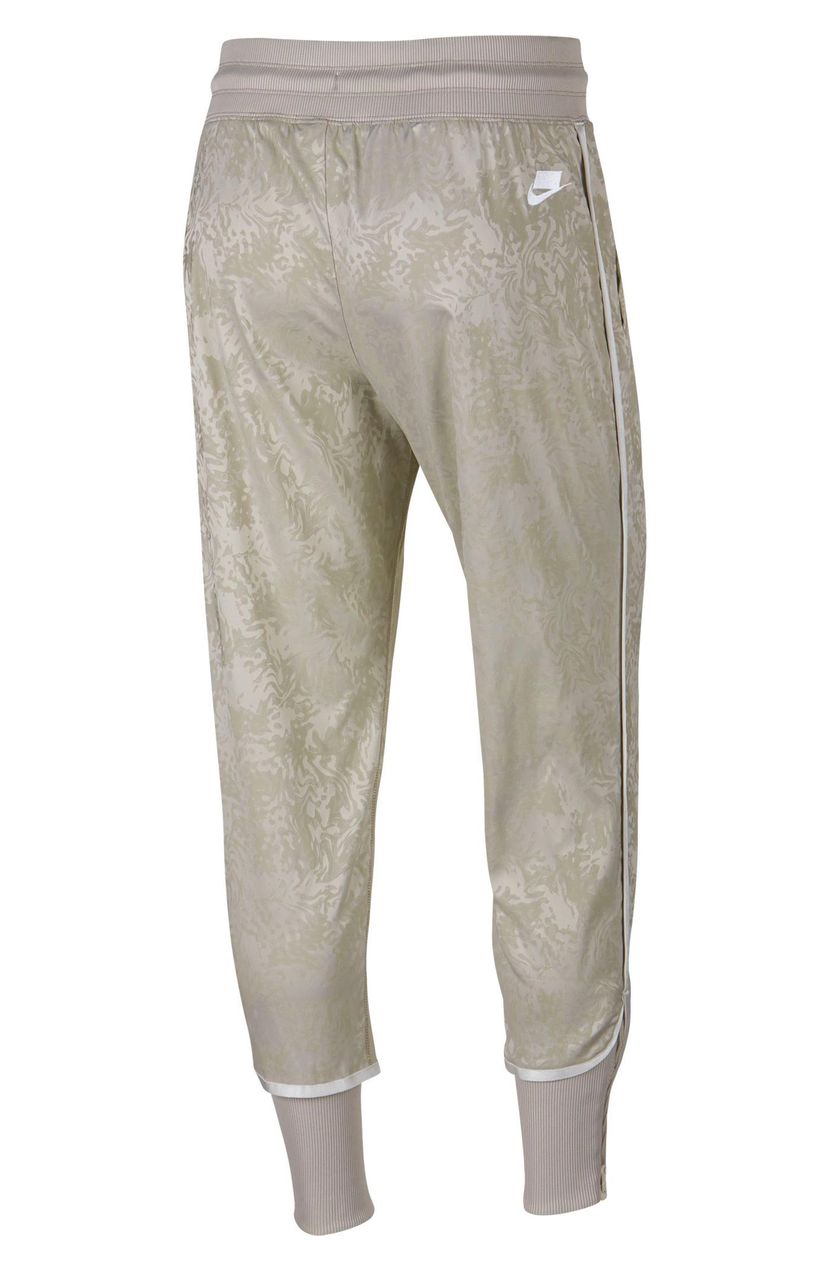 Sportswear NSW Women's Track Pants,                             Alternate thumbnail 2, color,                             STRING/ PHANTOM/ WHITE