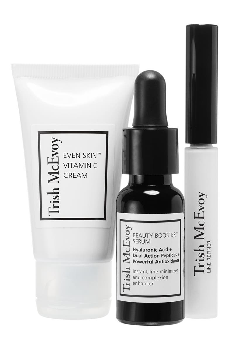 Trish Mcevoy MINI THE POWER OF SKINCARE TRIO (NORDSTROM EXCLUSIVE) (USD $246 VALUE)