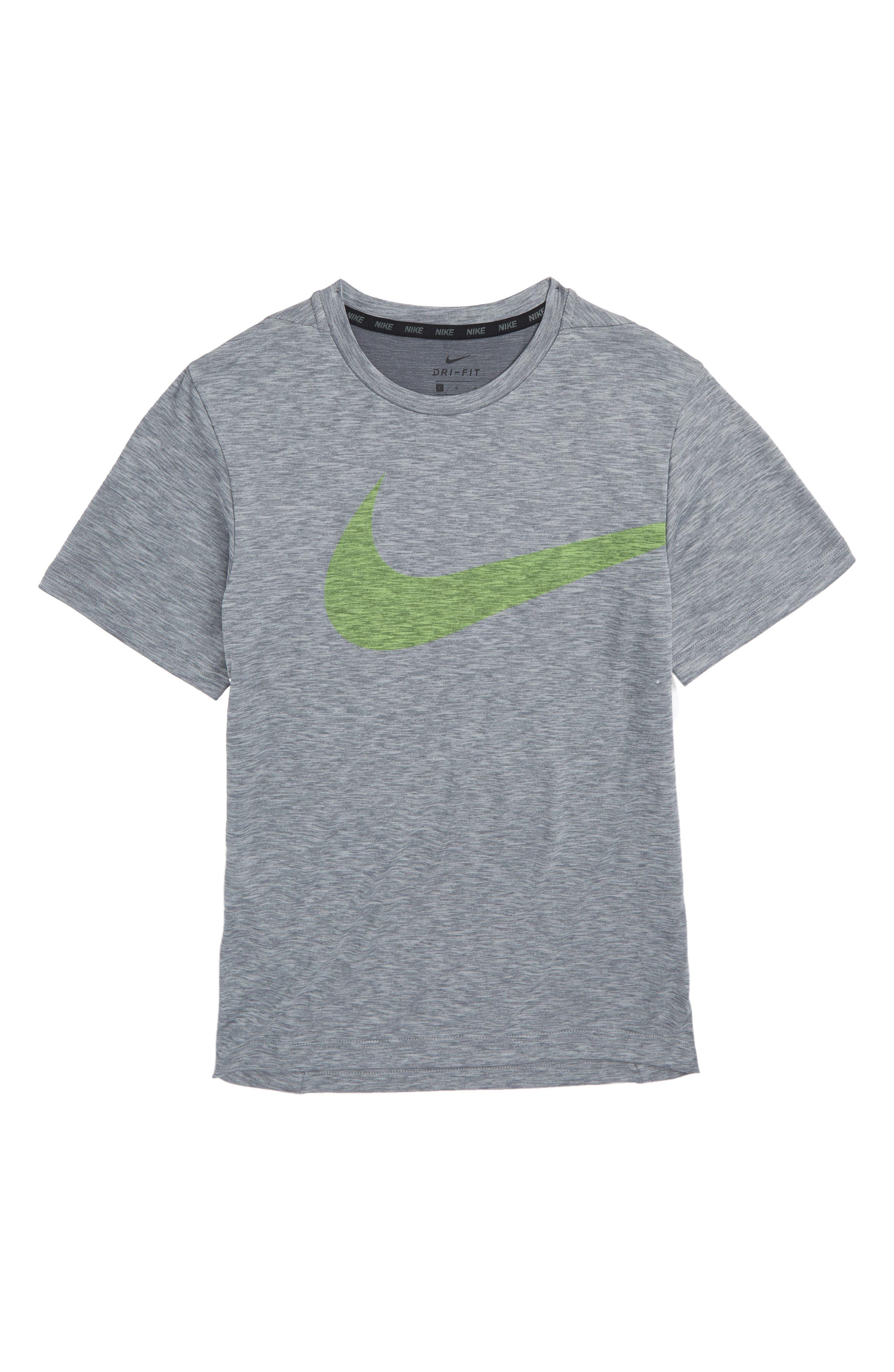 Breathe Dri-FIT T-Shirt,                             Main thumbnail 1, color,                             027