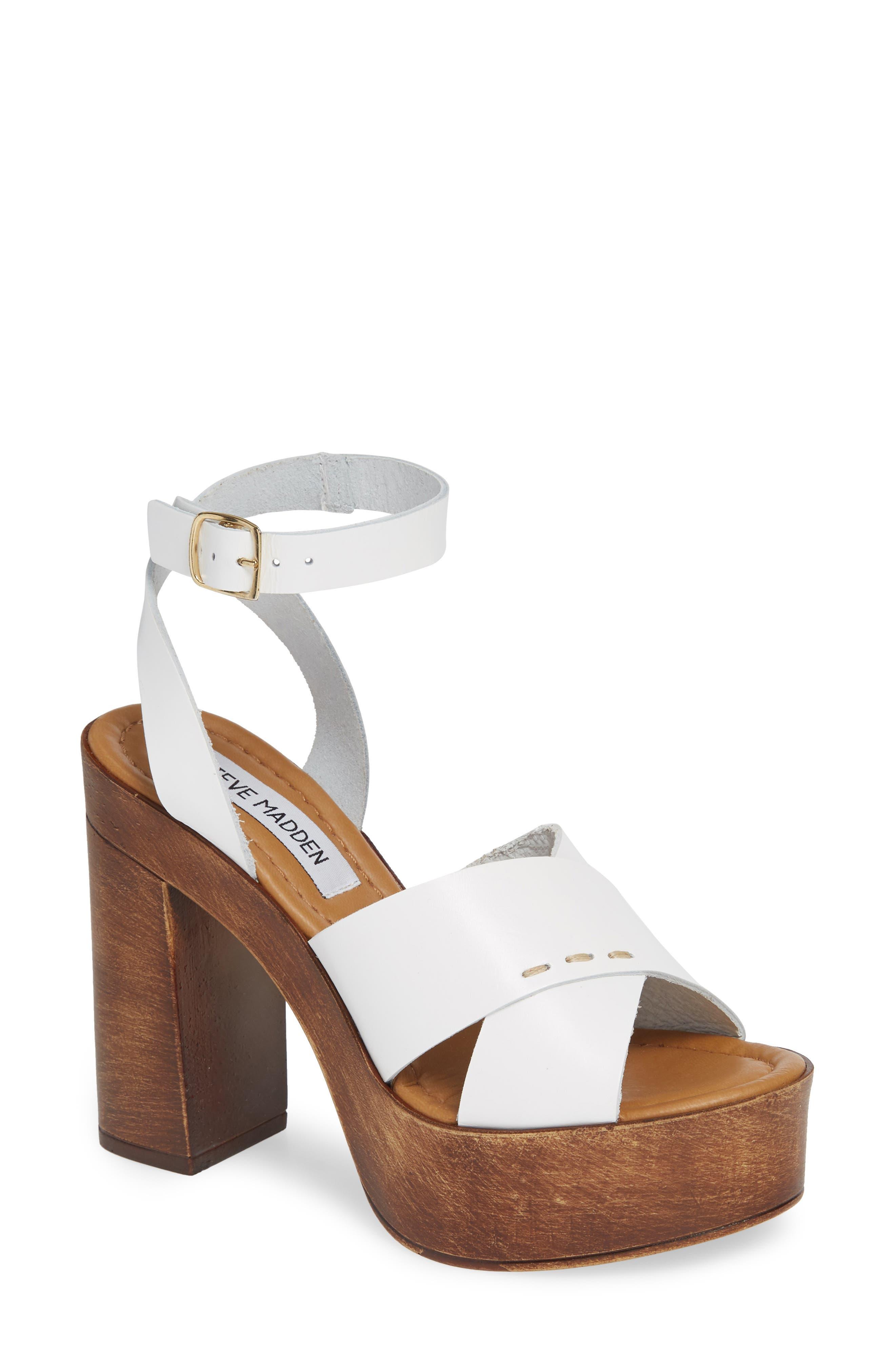 Liliana Platform Sandal, Main, color, 110