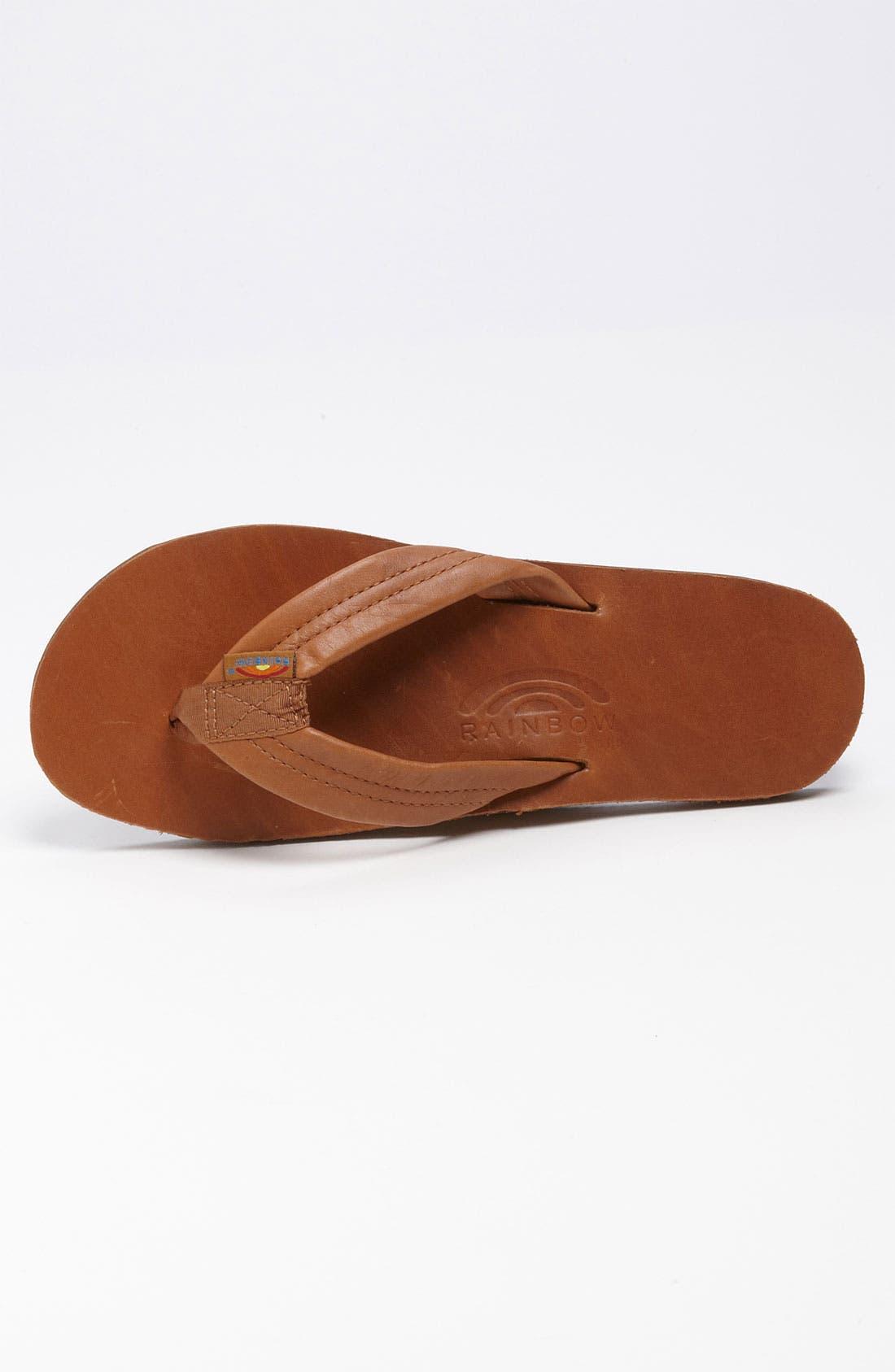 '301Alts' Sandal,                             Alternate thumbnail 3, color,                             TAN/ BROWN