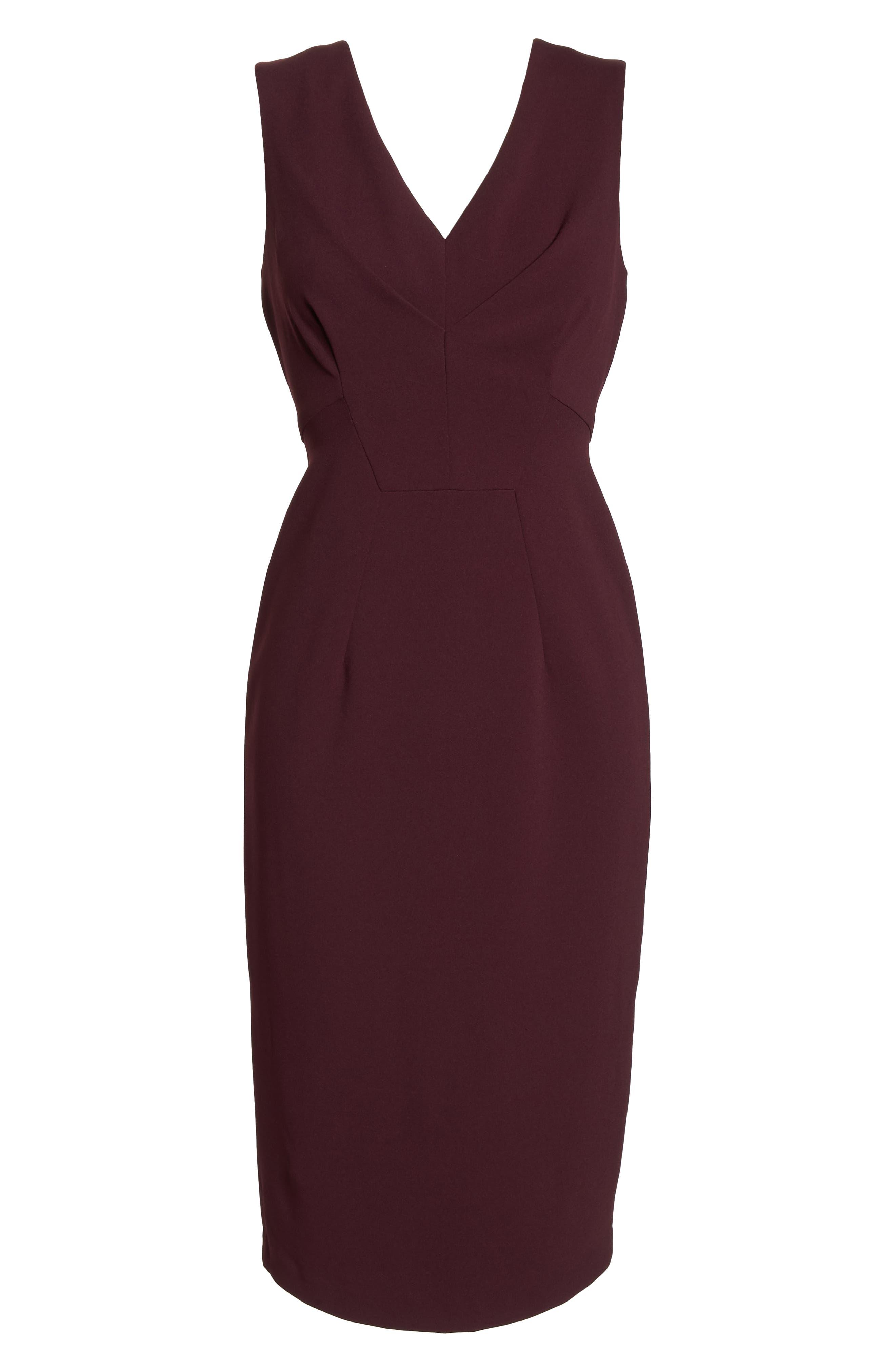 Ava Gardner Sheath Dress,                             Alternate thumbnail 7, color,                             930
