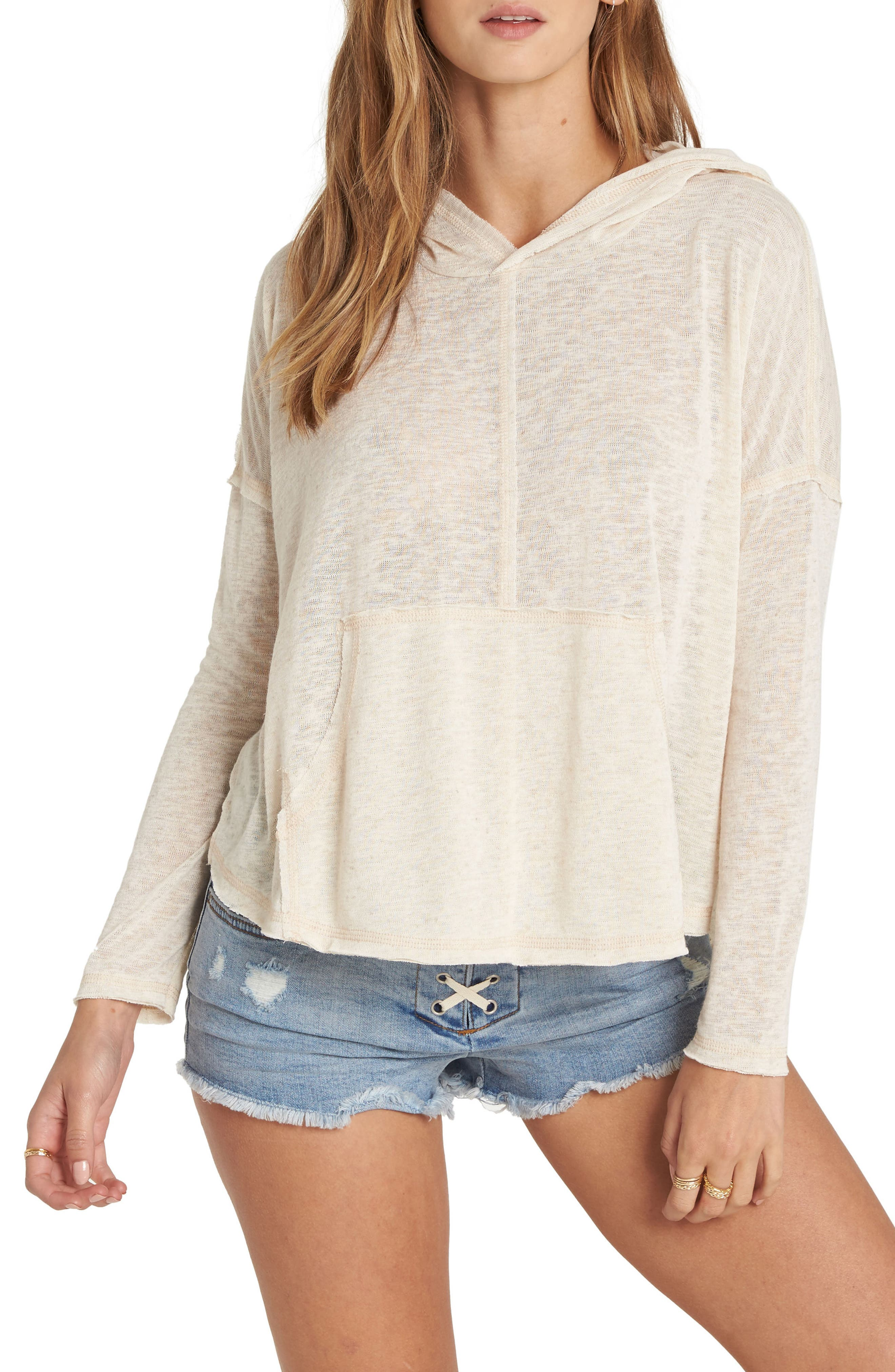 These Days Hooded Swing Top,                         Main,                         color, 190