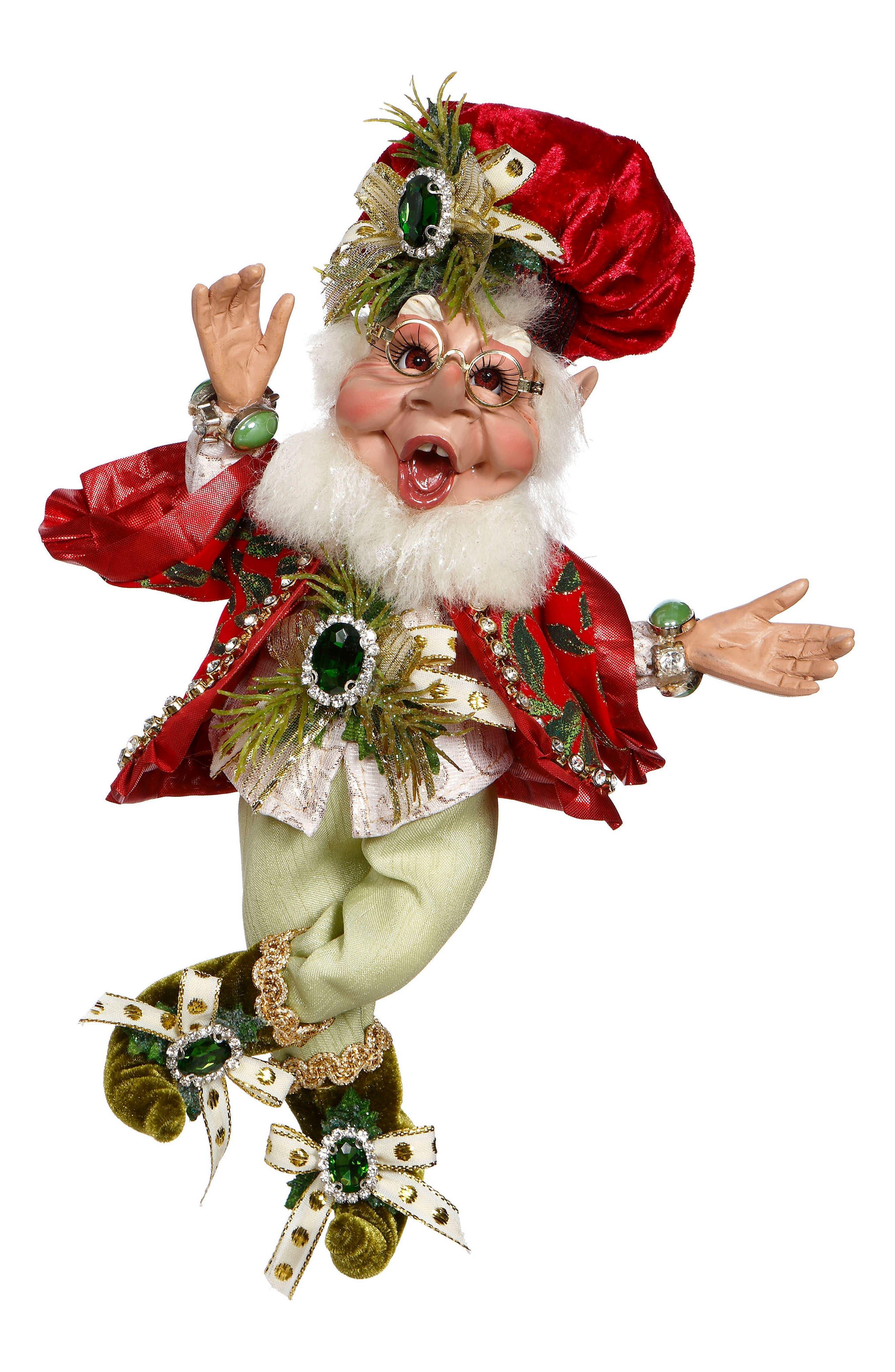 Christmas Carol Elf,                         Main,                         color, 600