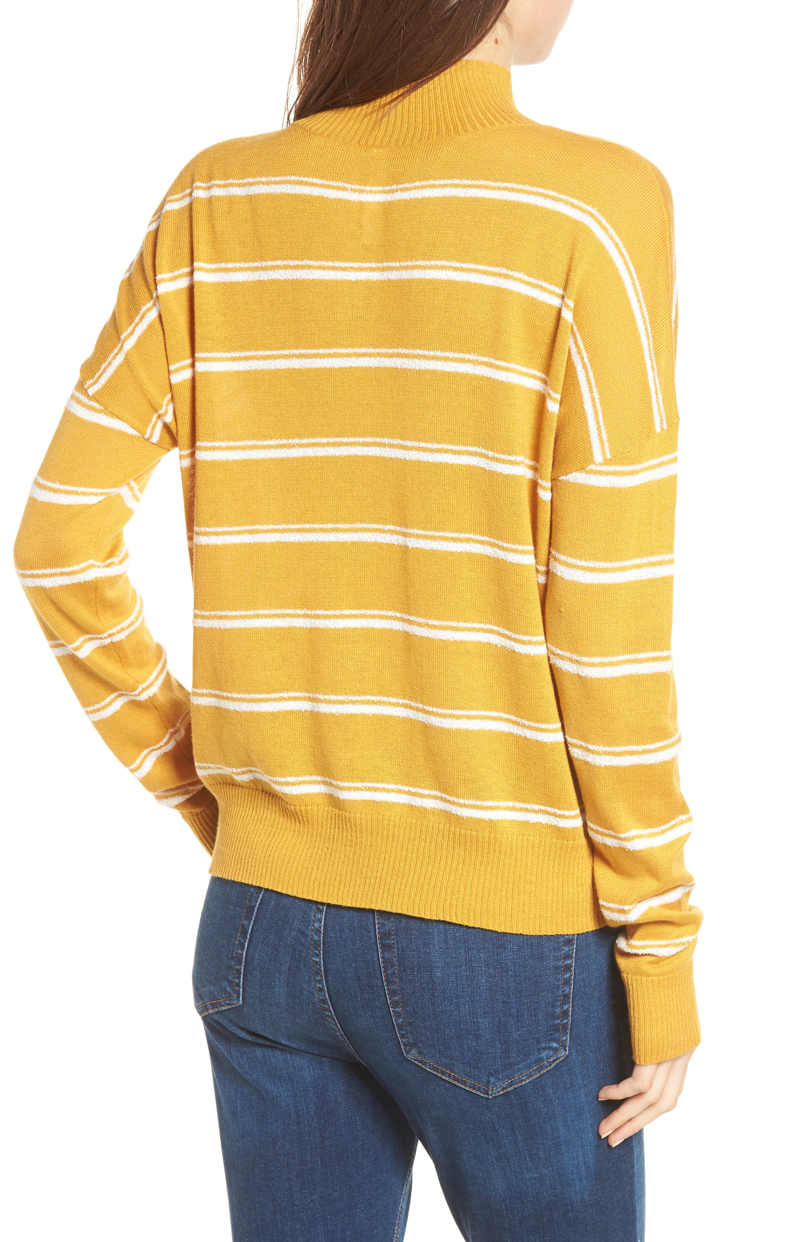 Armed Stripe Sweater,                             Alternate thumbnail 2, color,                             779