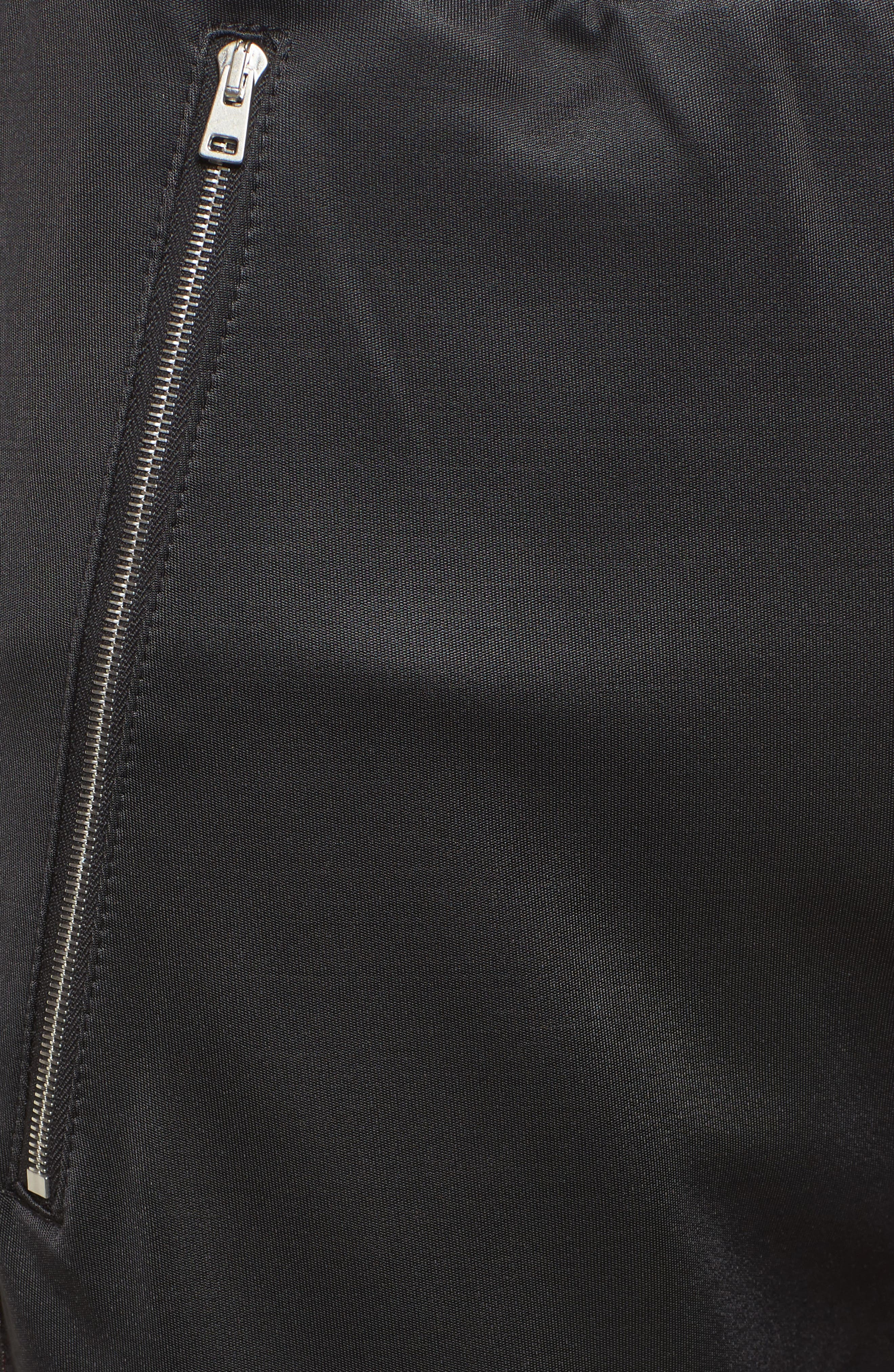 Slim Fit Track Pants,                             Alternate thumbnail 5, color,                             001