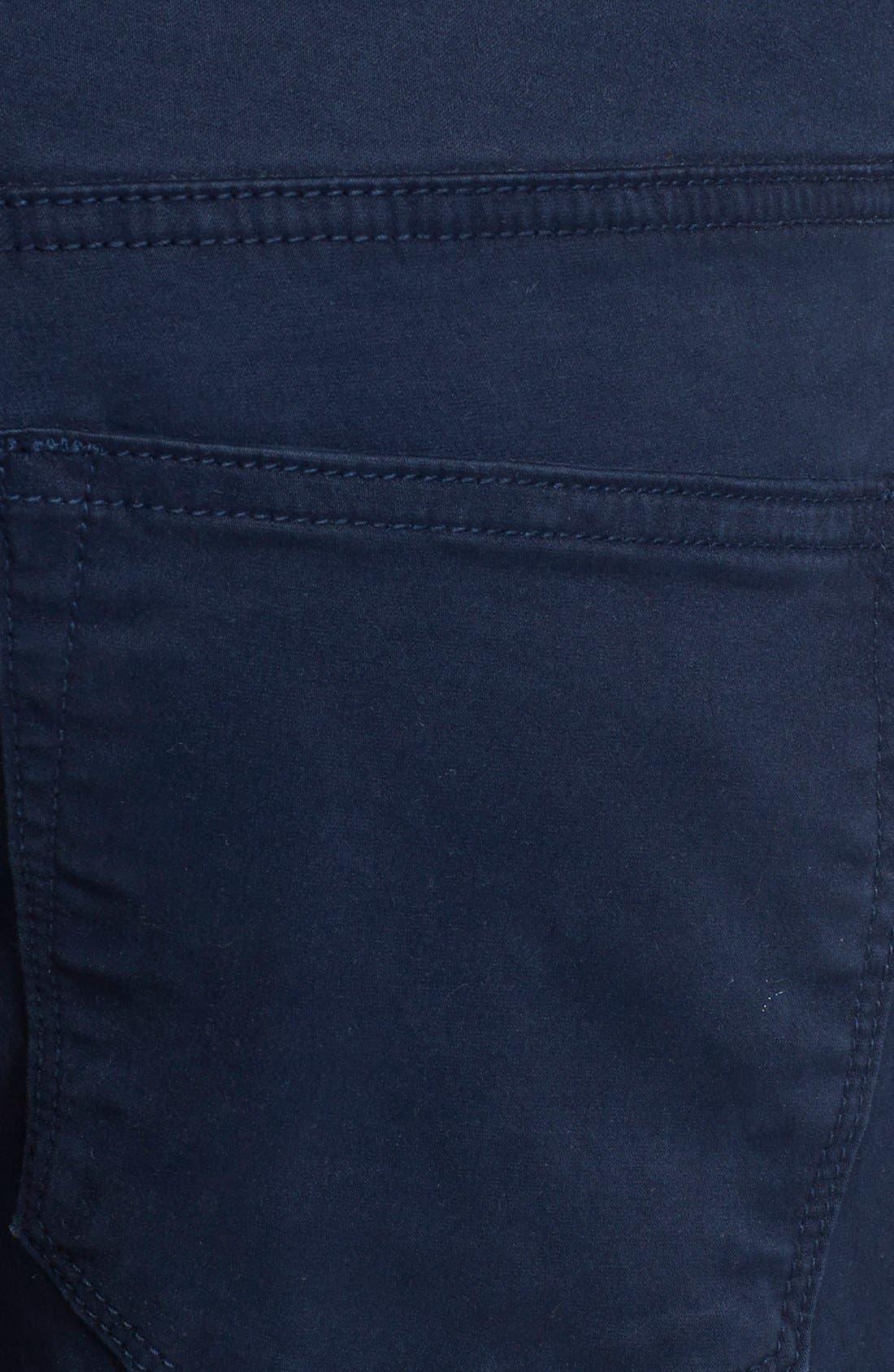 'Kane' Slim Fit Cotton Twill Pants,                             Alternate thumbnail 35, color,