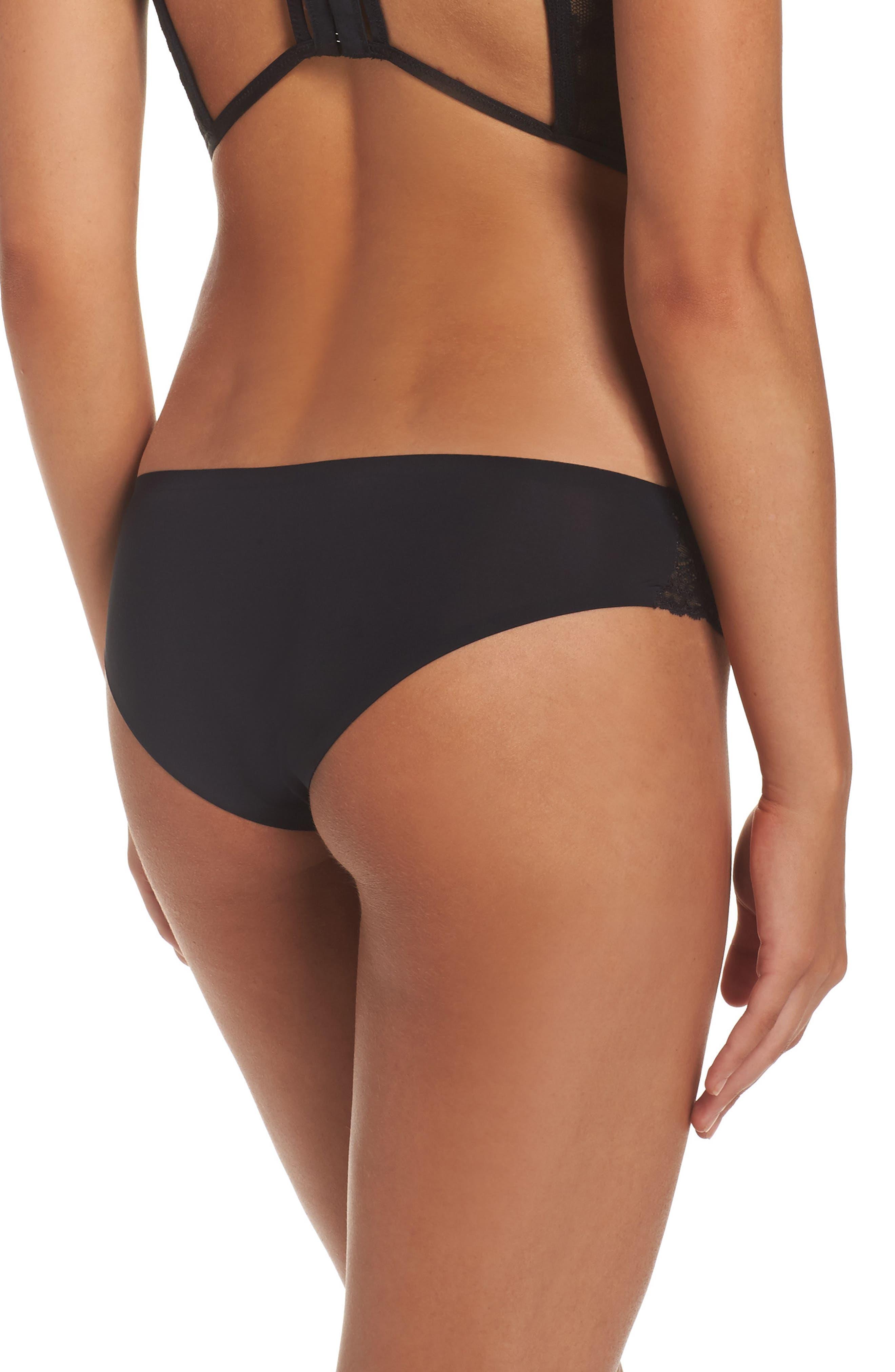 Intimately FP Smooth Bikini,                             Alternate thumbnail 2, color,                             001