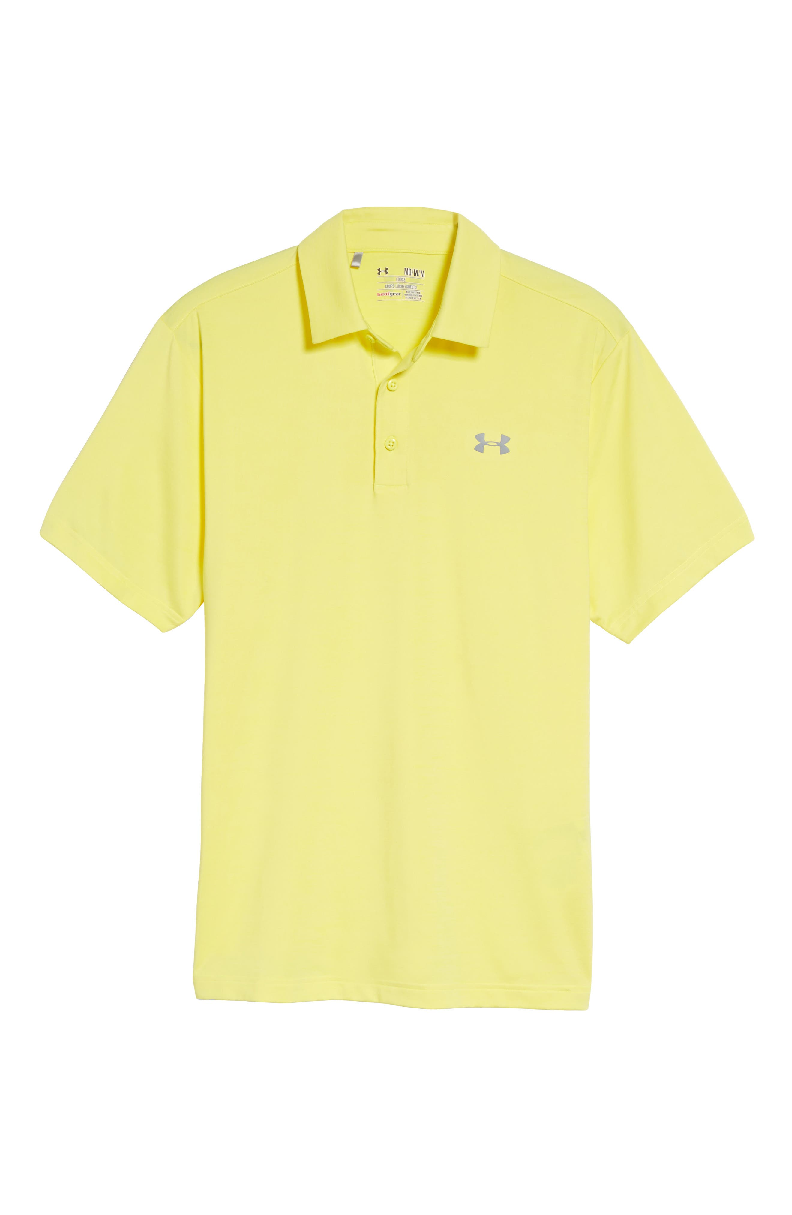 'Playoff' Loose Fit Short Sleeve Polo,                             Alternate thumbnail 339, color,