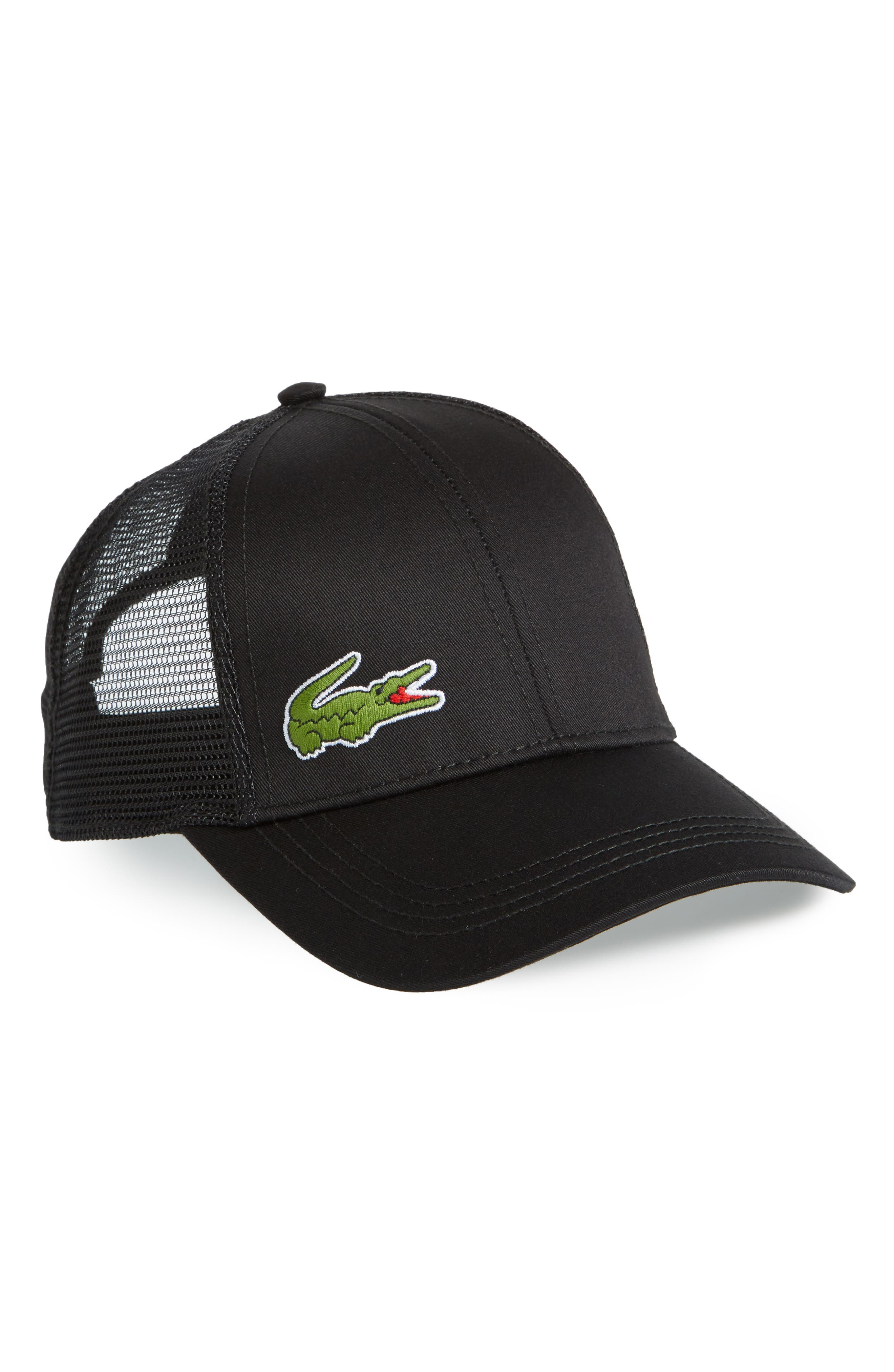 Trucker Hat,                             Main thumbnail 1, color,                             001