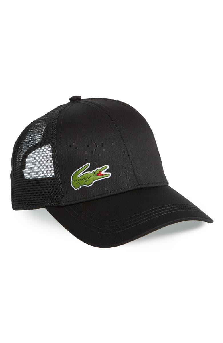 Lacoste Trucker Hat  db48f8ed6b16