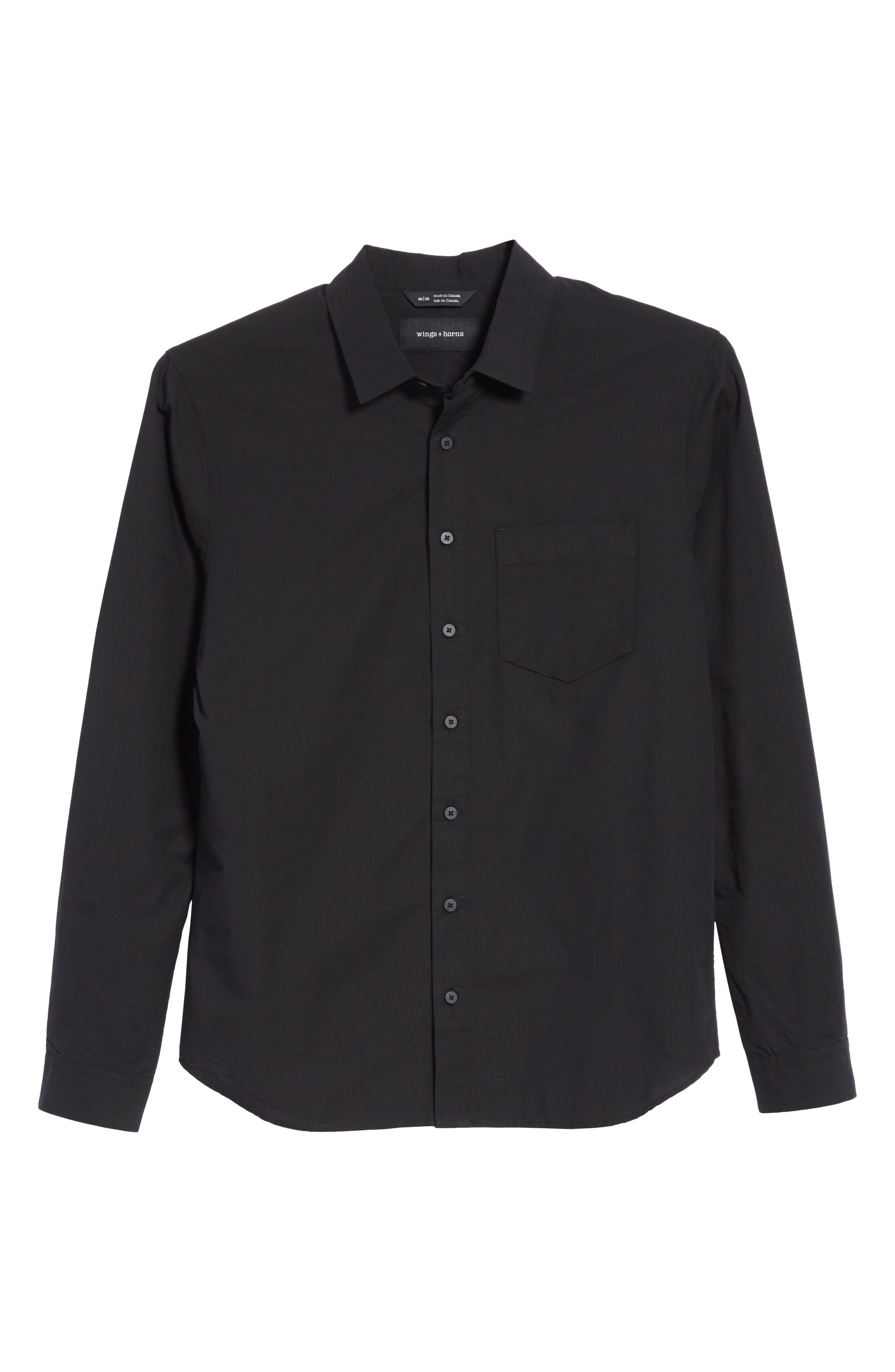 Officer Shirt,                             Alternate thumbnail 6, color,                             001